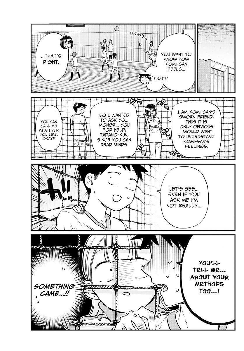 Komi-San Wa Komyushou Desu Vol.4 Chapter 56: Feelings page 5 - Mangakakalot