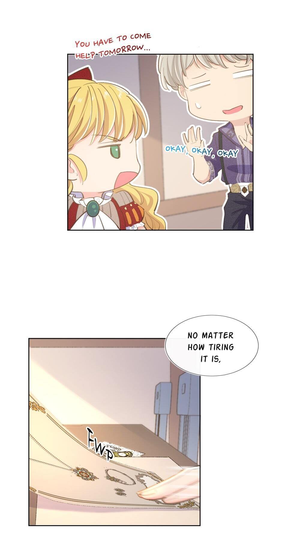 The Brilliant Miss Olive Chapter 15 page 26 - Mangakakalots.com