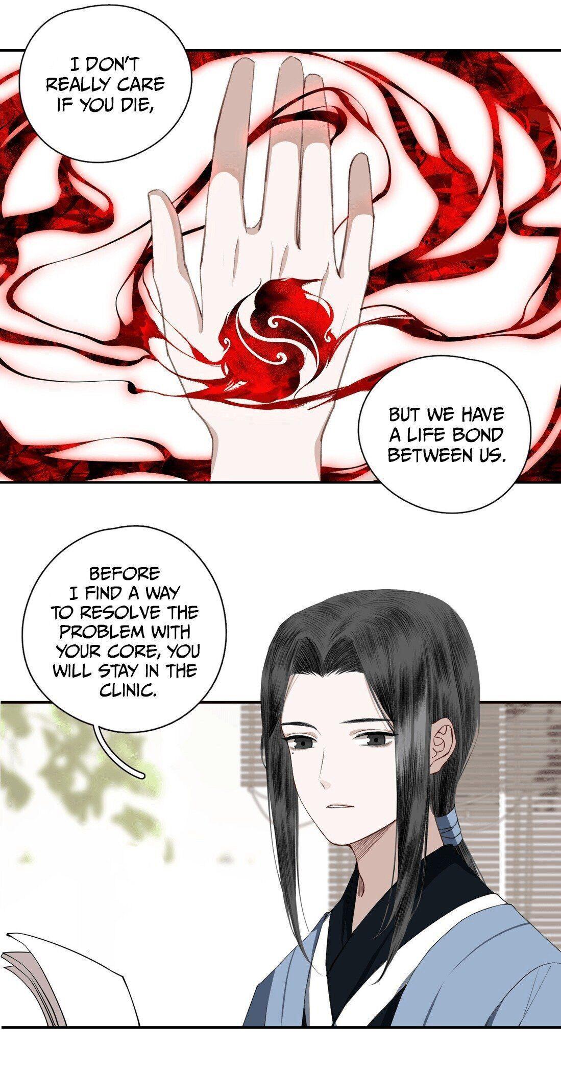 I Accidentally Saved The Jianghu'S Enemy Chapter 2 page 24 - Mangakakalots.com