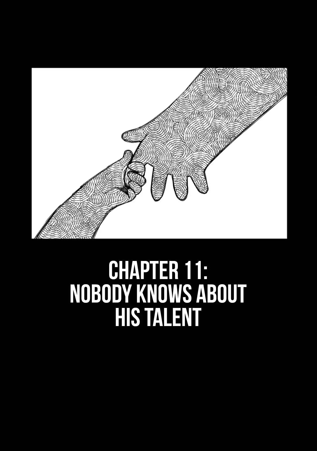 Rojica To Rakkasei Chapter 11: Nobody Knows About His Talent page 1 - Mangakakalots.com