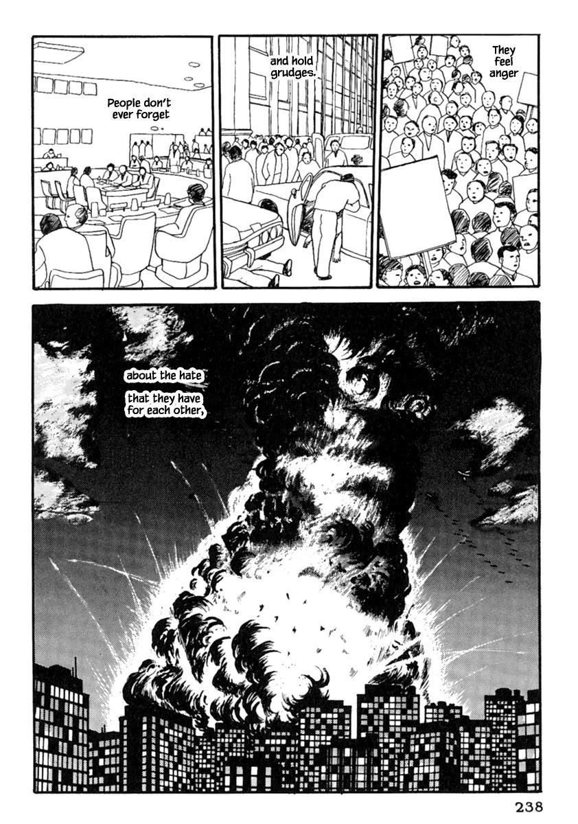 Shi To Kanojo To Boku Chapter 13.4 page 18 - Mangakakalots.com