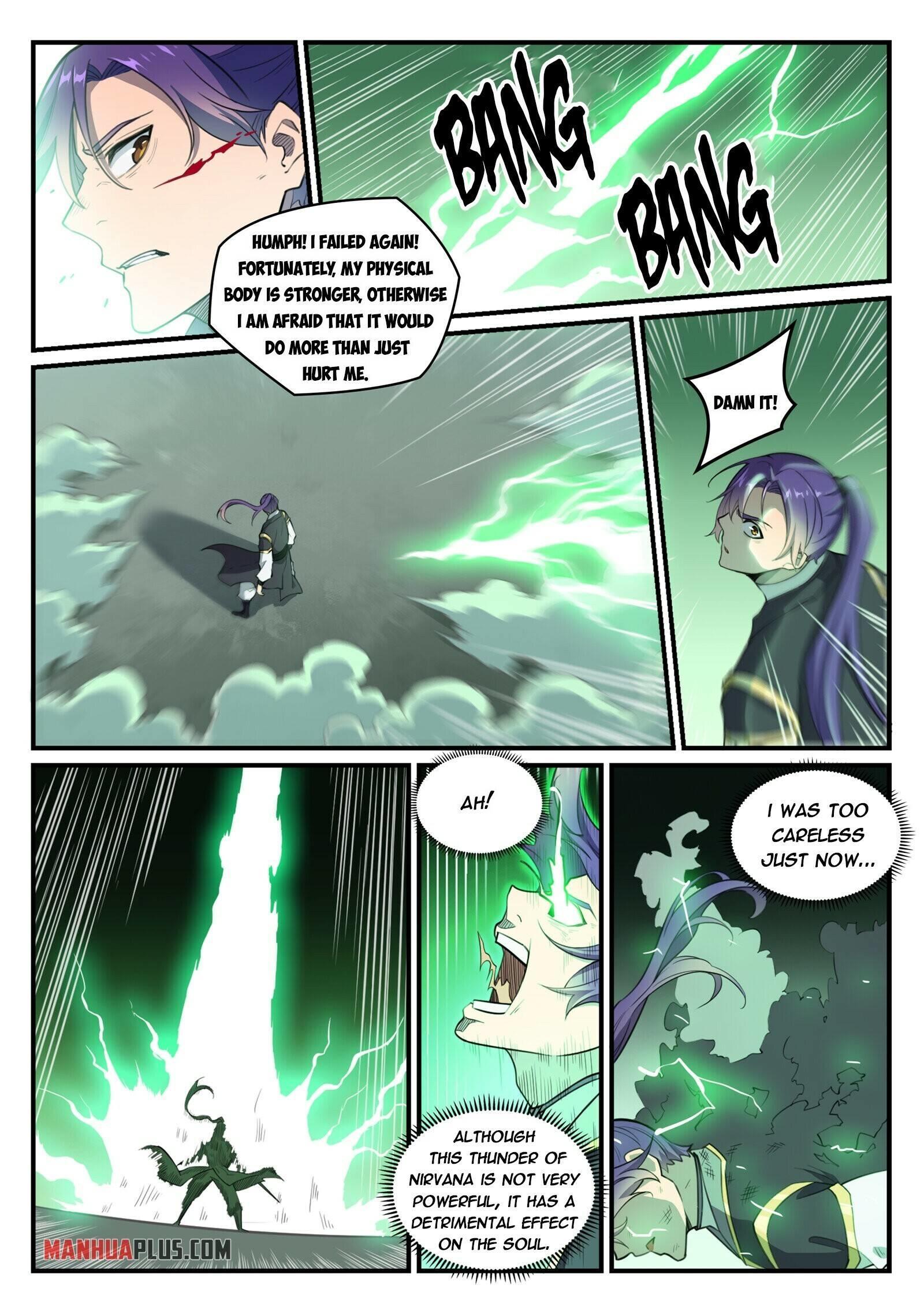 Apotheosis Chapter 802 page 5 - Mangakakalots.com