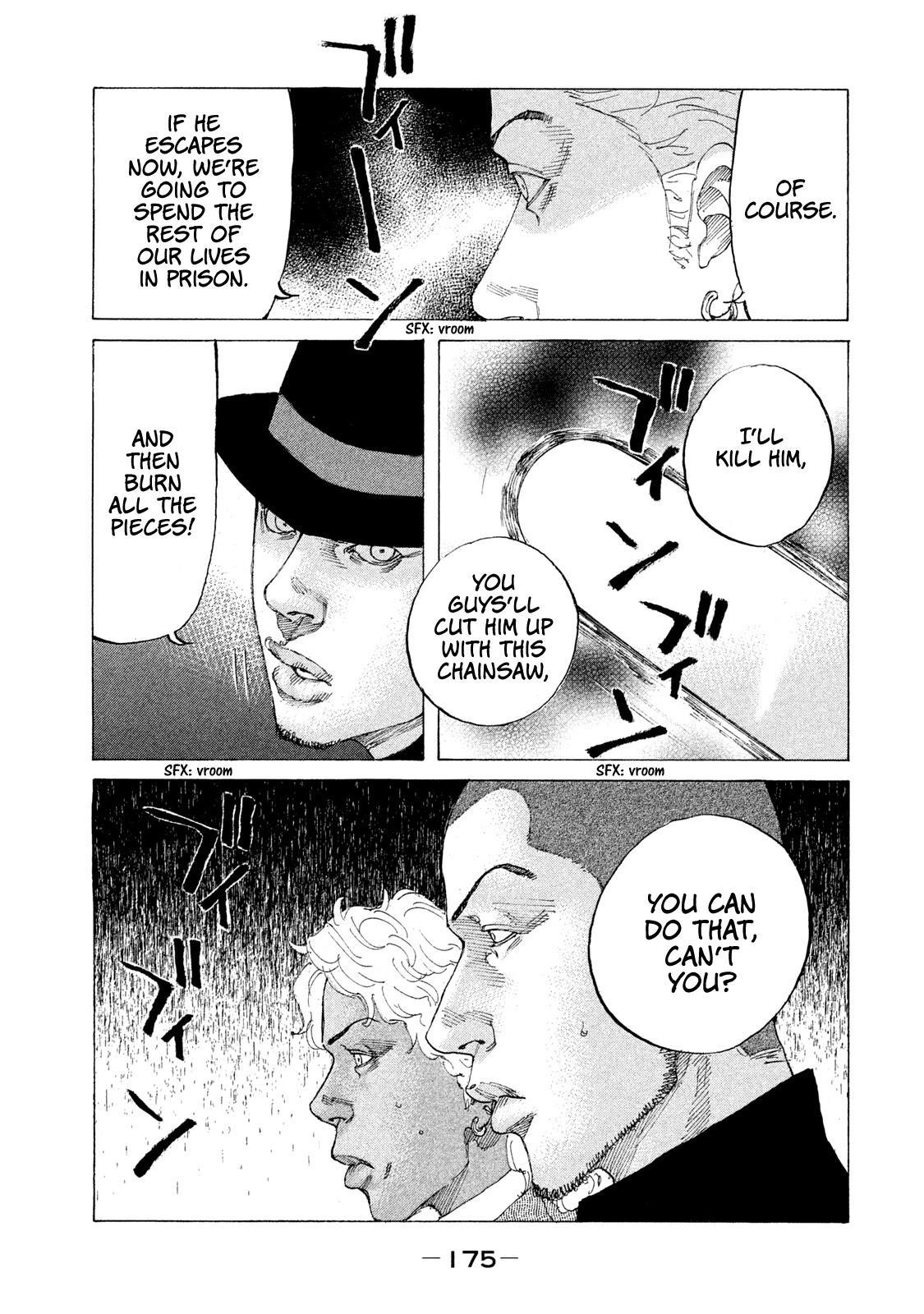 Shinjuku Swan Chapter 212: Fetish page 10 - Mangakakalots.com