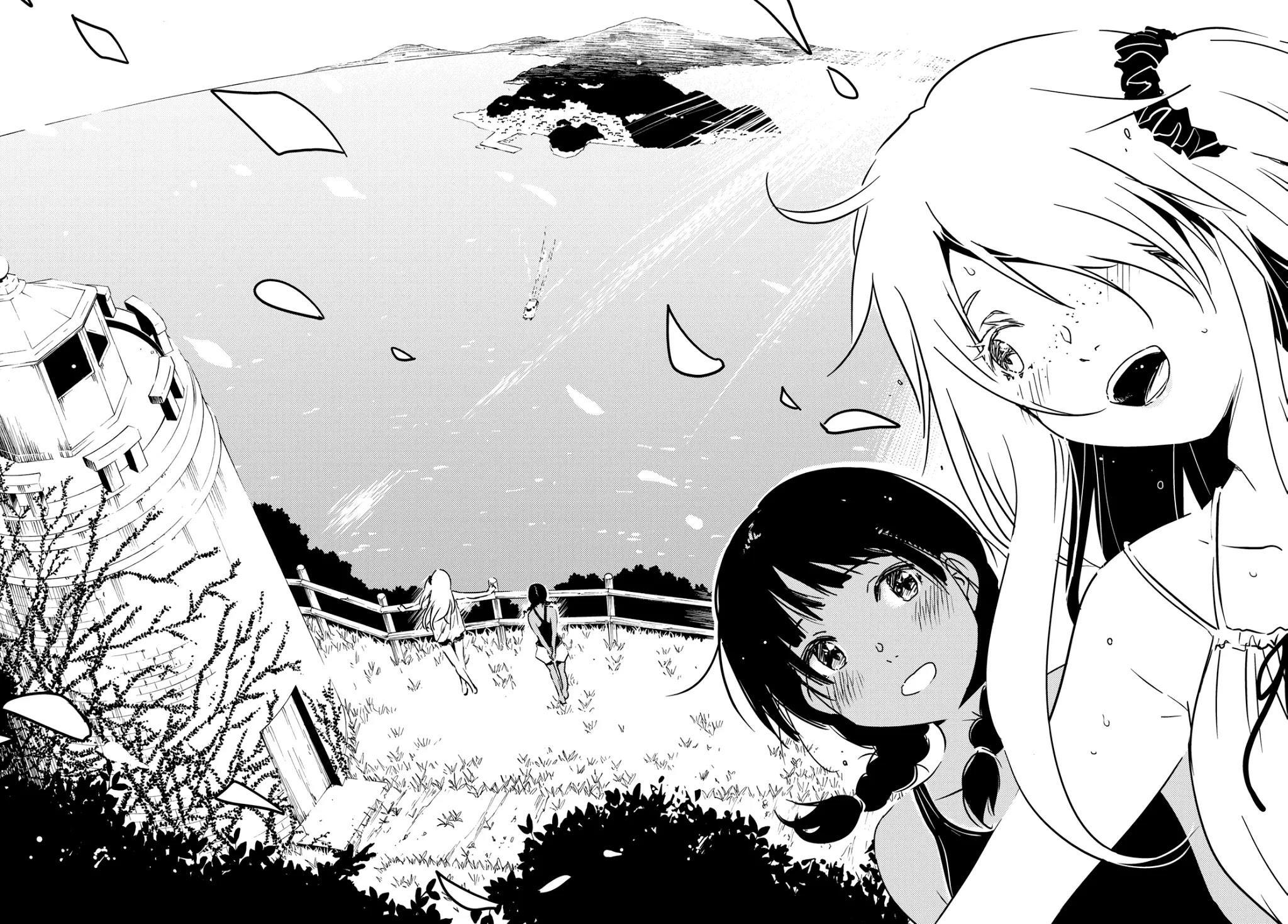 Kaijuu Iro No Shima Chapter 11 page 5 - Mangakakalots.com