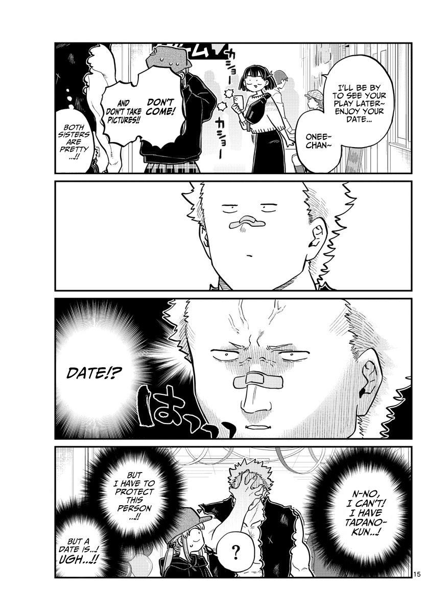 Komi-San Wa Komyushou Desu Chapter 224: Wig page 15 - Mangakakalot