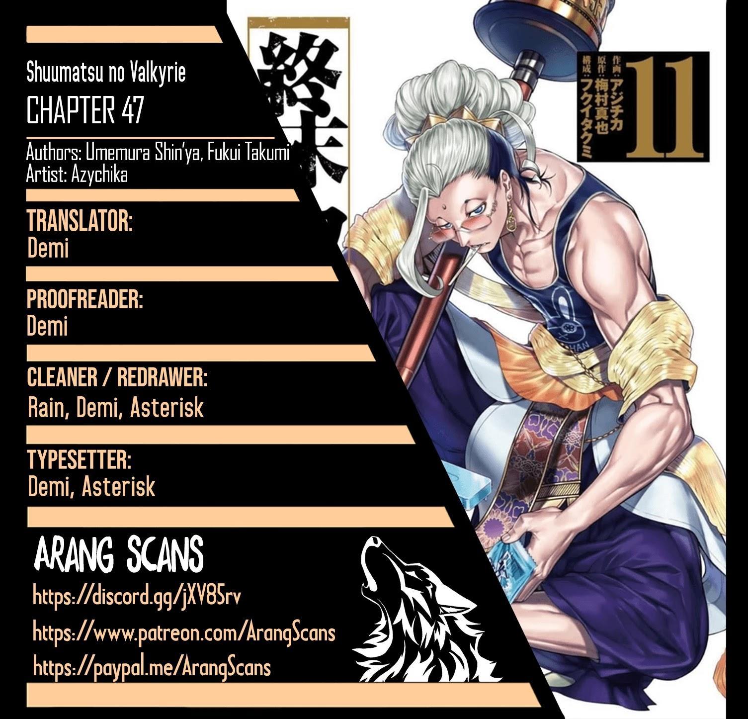 Record Of Ragnarok Chapter 47: The Path page 1 - Mangakakalots.com
