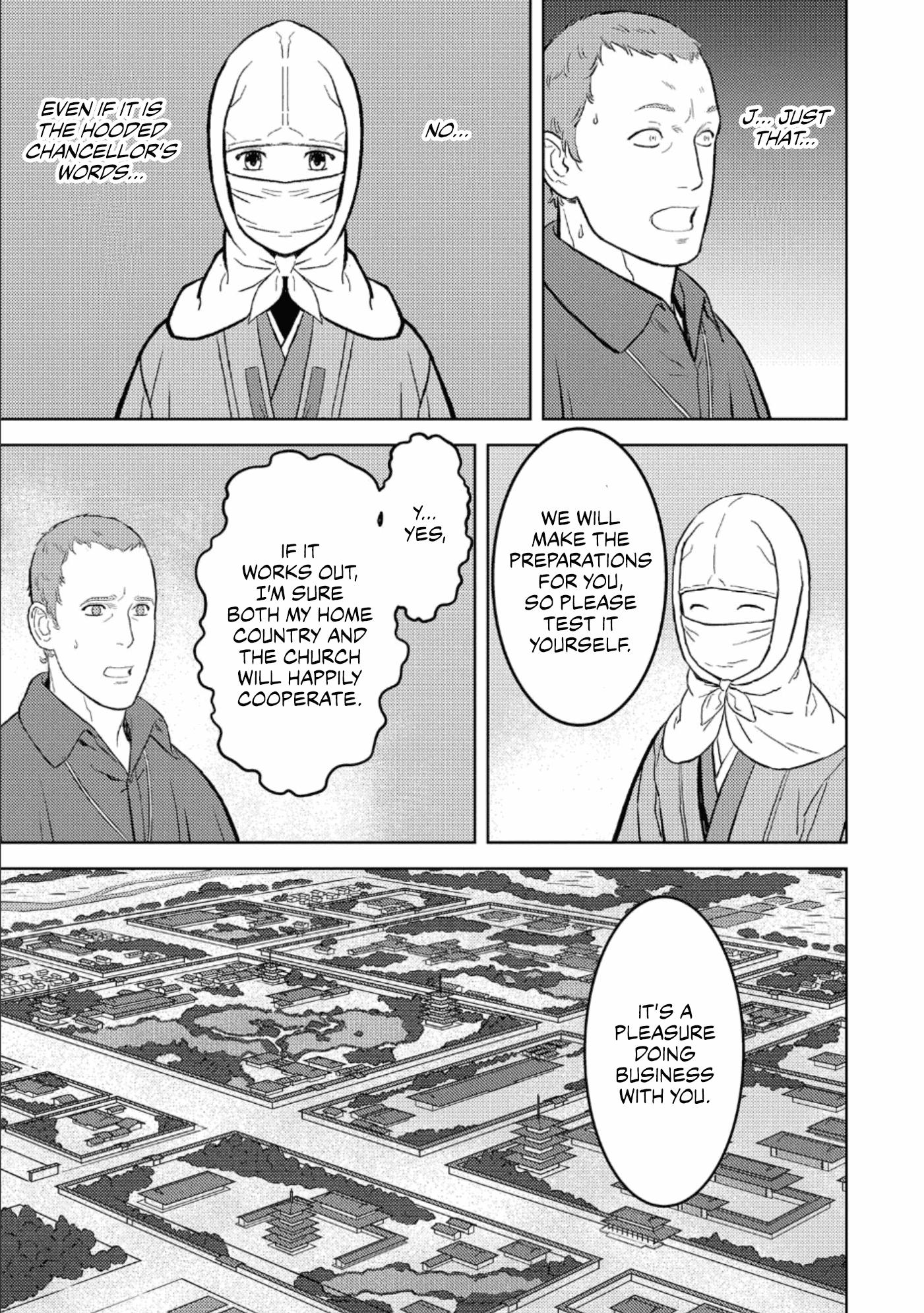 Sengoku Komachi Kurou Tan! Chapter 41 page 14 - Mangakakalots.com