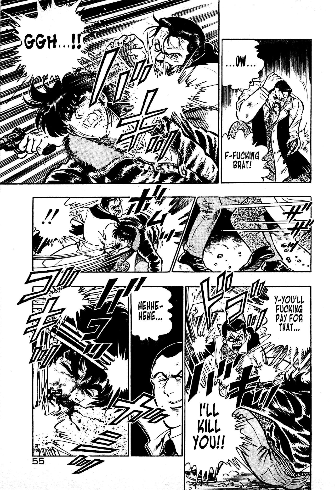 Karate Apocalypse Chapter 8: Secret Fist page 10 - Mangakakalots.com