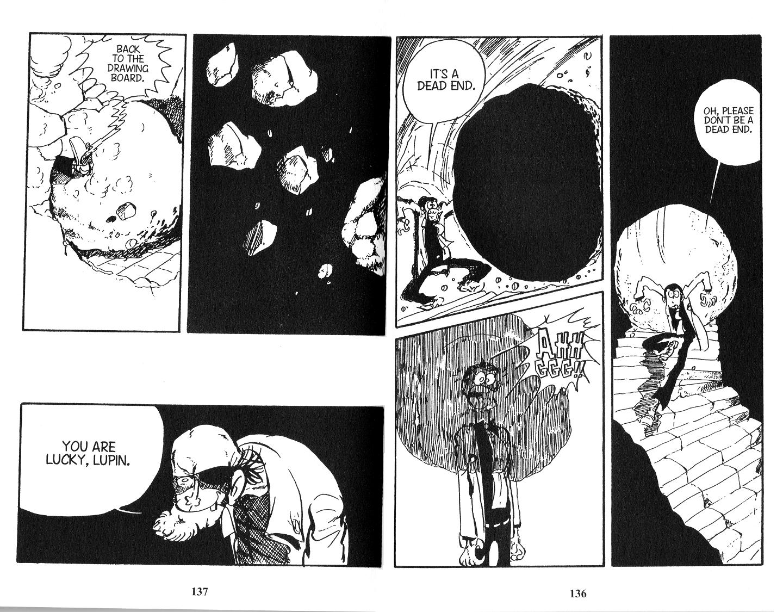 Lupin Iii Vol.13 Chapter 103: A Treasure To Serve page 4 - Mangakakalots.com