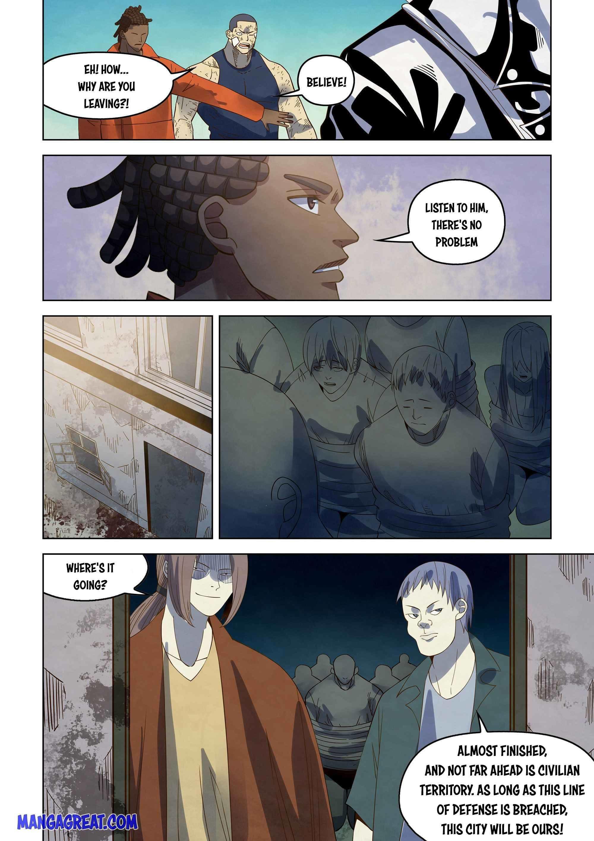 Moshi Fanren Chapter 360 page 15 - Mangakakalots.com