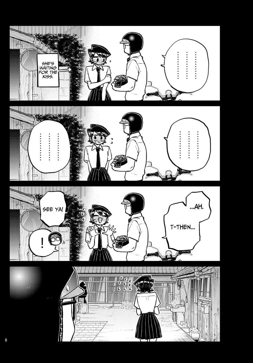 Komi-San Wa Komyushou Desu Chapter 243: Mom And Dad's Kiss Part 2 page 6 - Mangakakalot