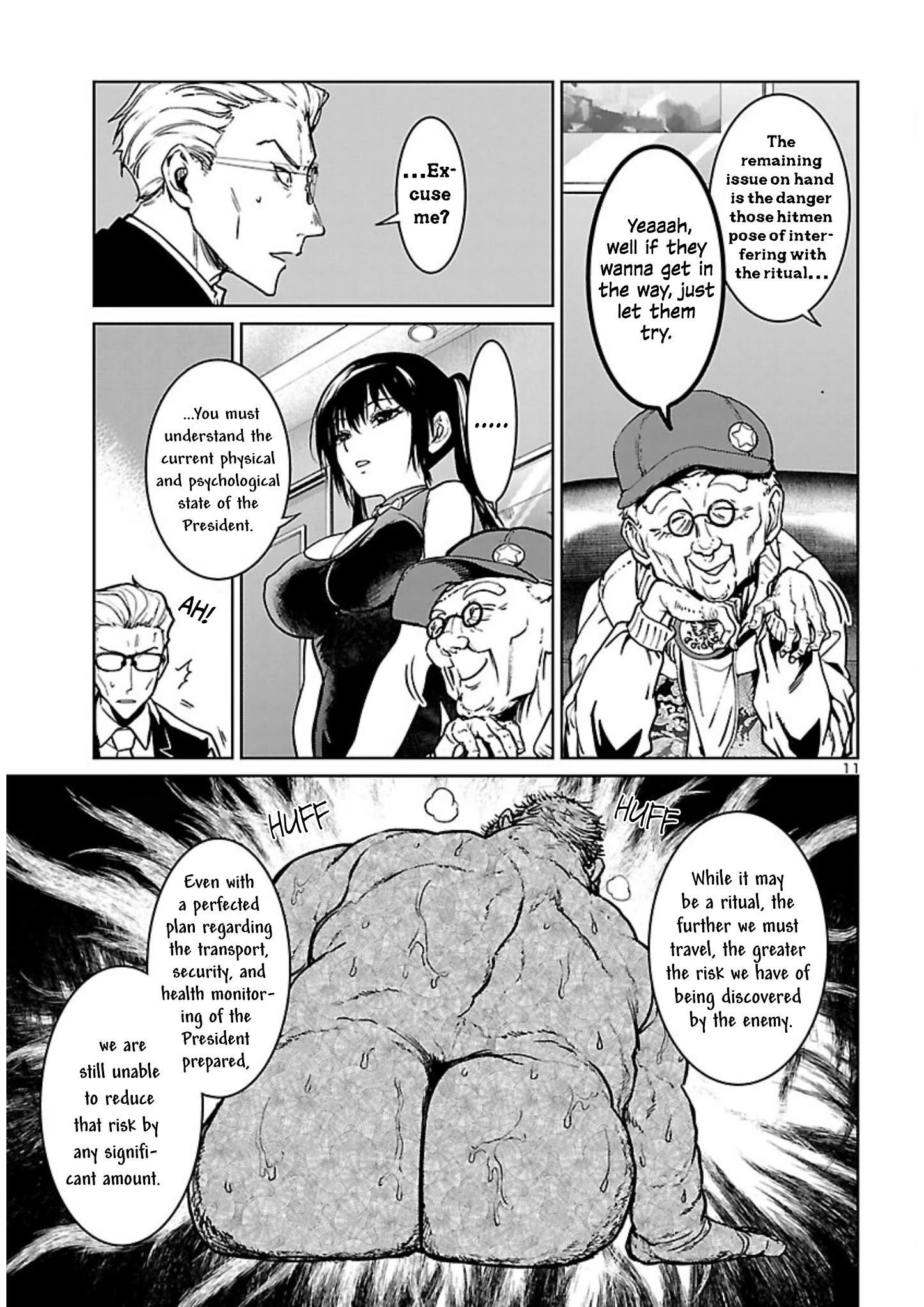 Succubus & Hitman Chapter 16: A Storm Right Around The Corner page 12 - Mangakakalots.com