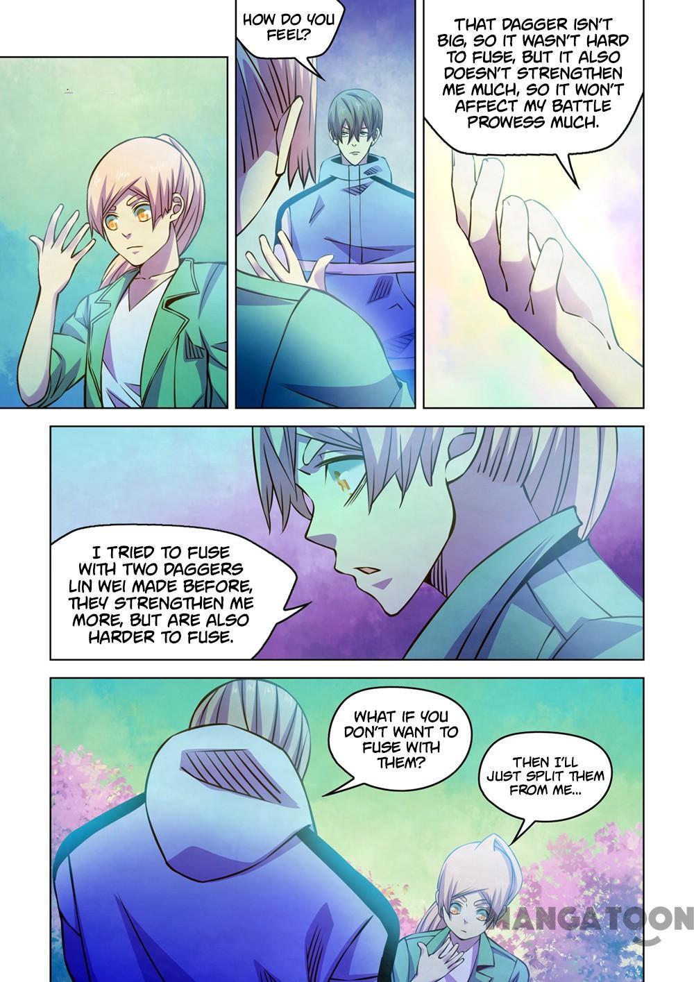 Moshi Fanren Chapter 245 page 4 - Mangakakalots.com
