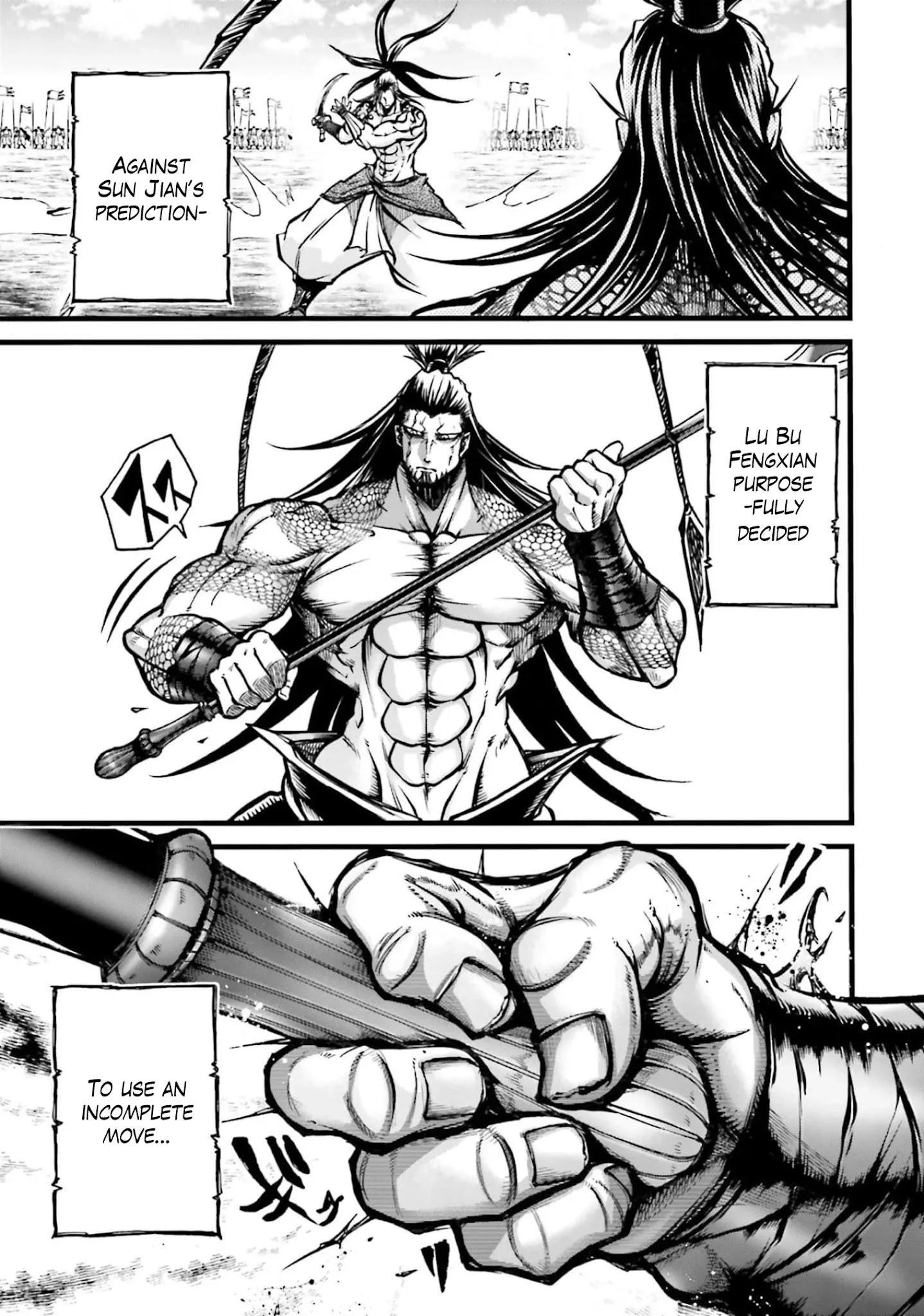 Shuumatsu No Valkyrie: The Legend Of Lu Bu Fengxian Chapter 8 page 17 - Mangakakalots.com