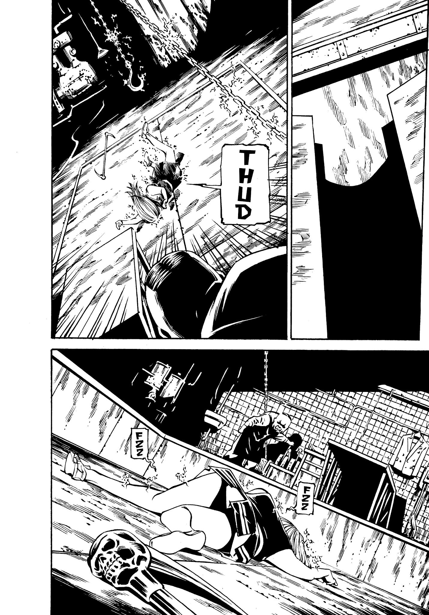 Deathco Chapter 13: The Playground (3) page 24 - Mangakakalots.com