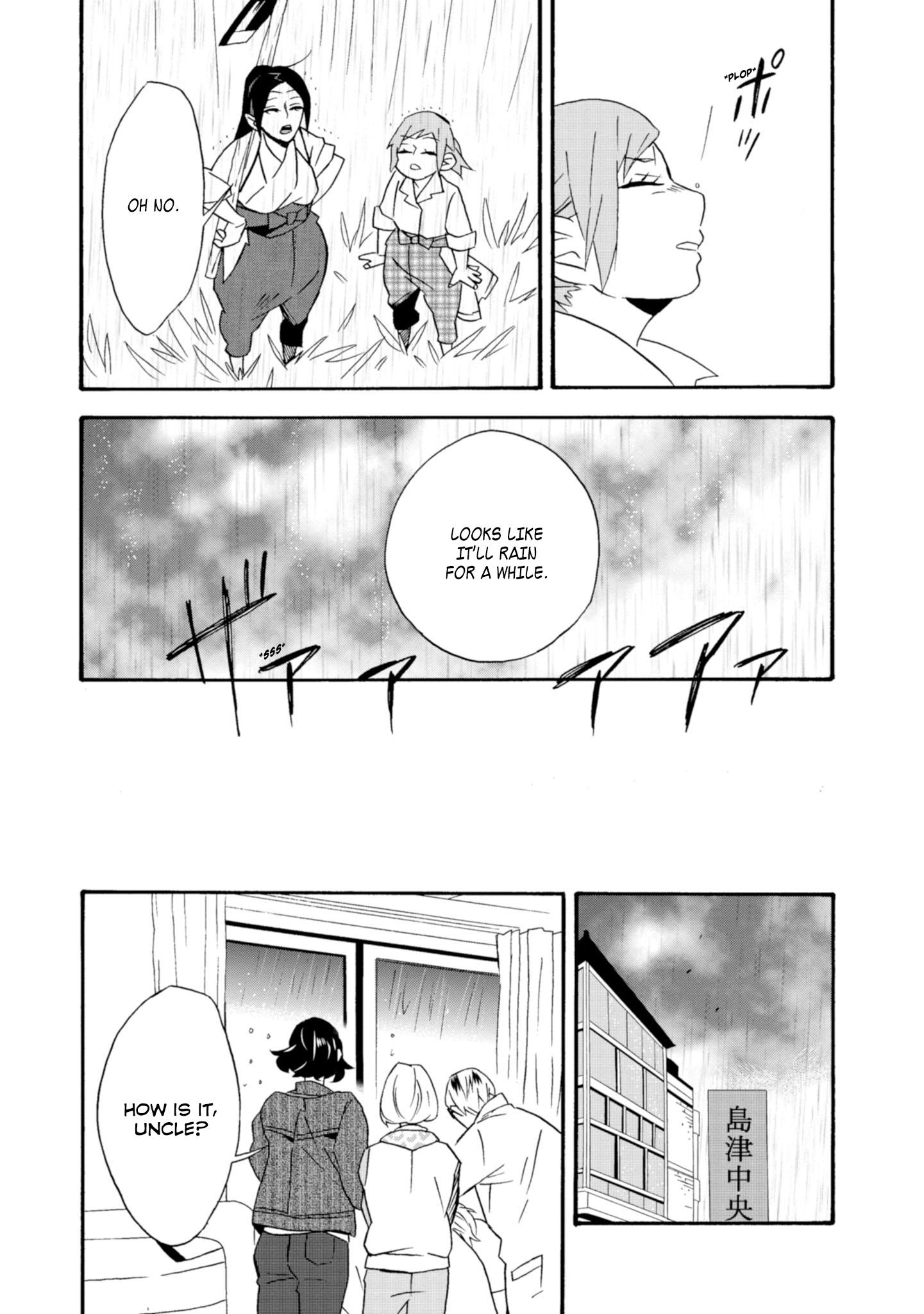 Will You Marry Me Again If You Are Reborn? Vol.4 Chapter 18: This Is War page 37 - Mangakakalots.com