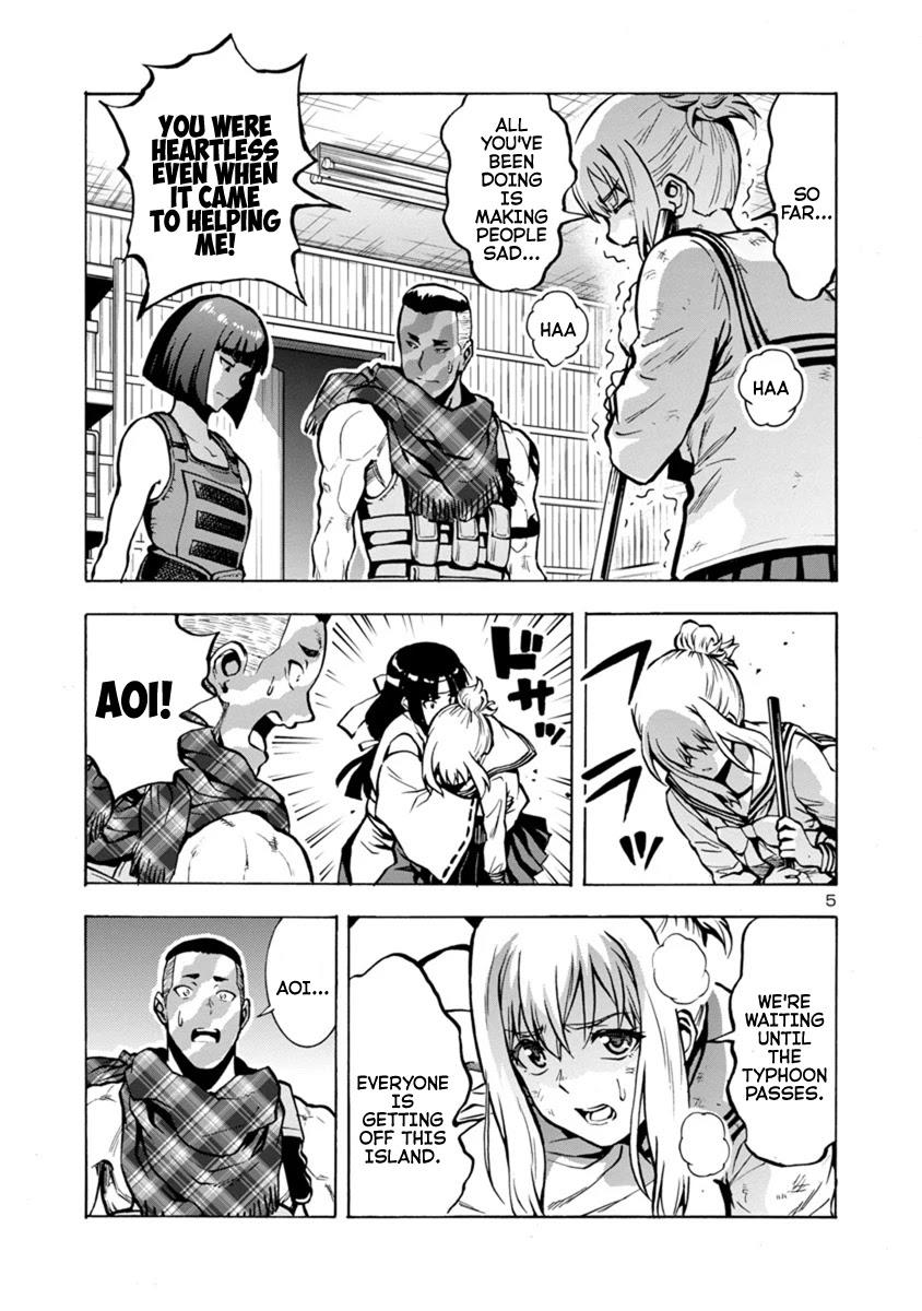 Dai Kyochuu Rettou Chapter 20.2: Discovered (Part 02) page 5 - Mangakakalots.com