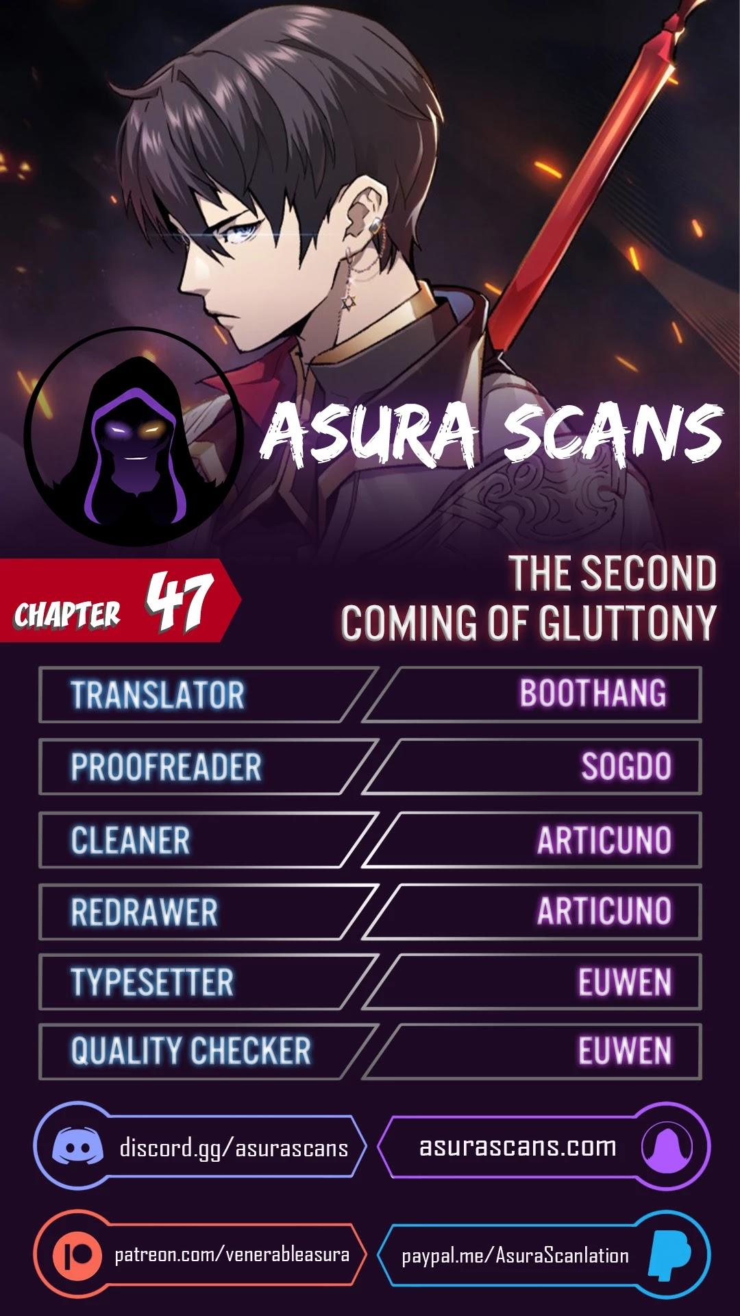 The Second Coming Of Gluttony Chapter 47 page 1 - Mangakakalots.com