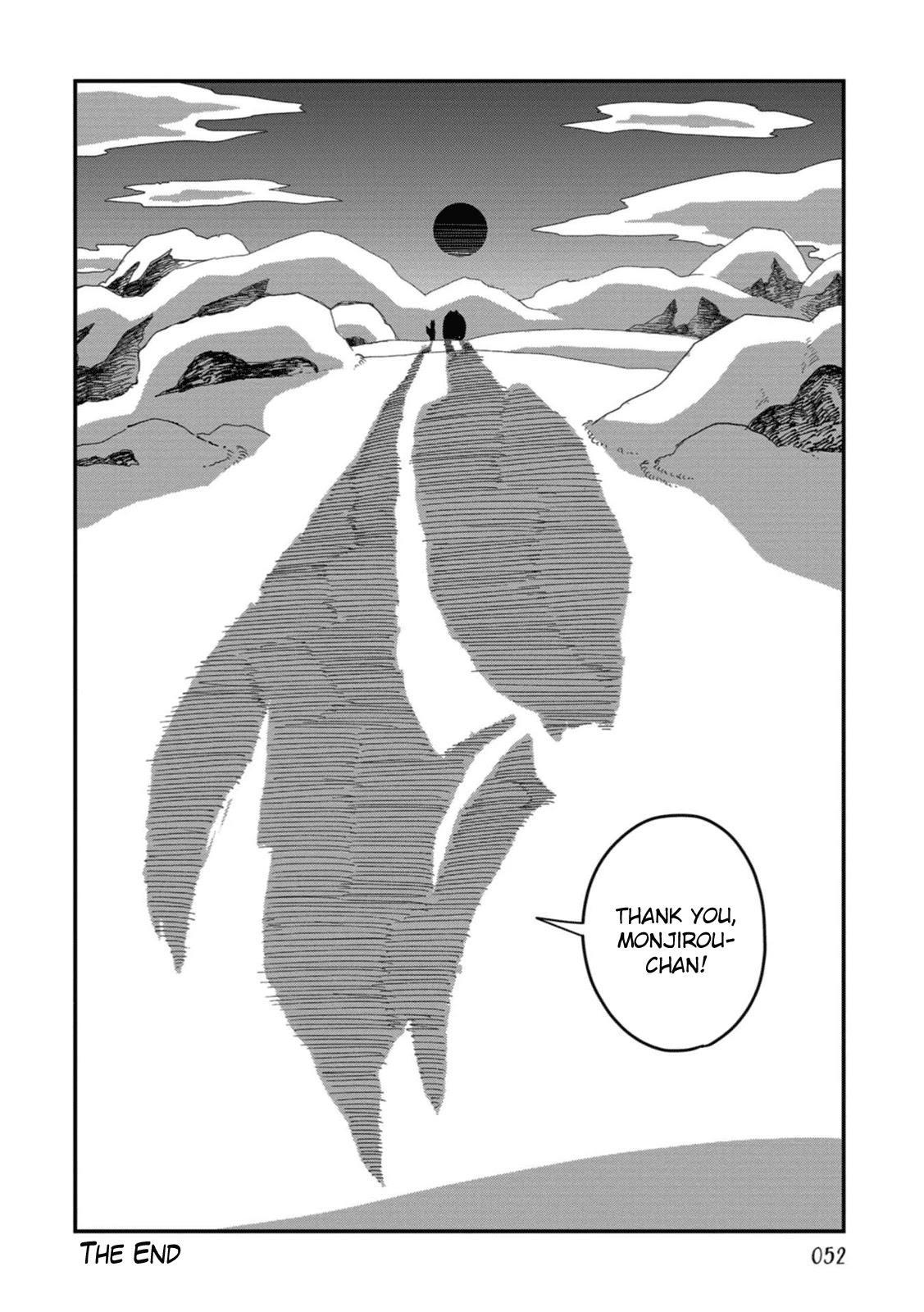 Rojica To Rakkasei Chapter 19: The Mystery Of The Snowy Mountain page 36 - Mangakakalots.com