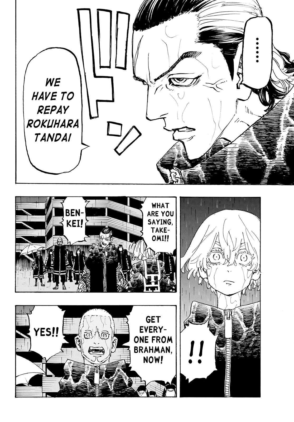 Tokyo Manji Revengers Chapter 224: Cutthroat page 8 - Mangakakalots.com