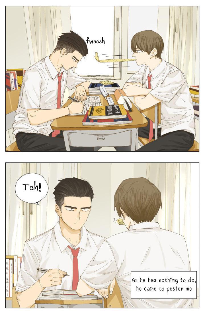 Nan Hao & Shang Feng Chapter 73: After School page 2 - Mangakakalots.com