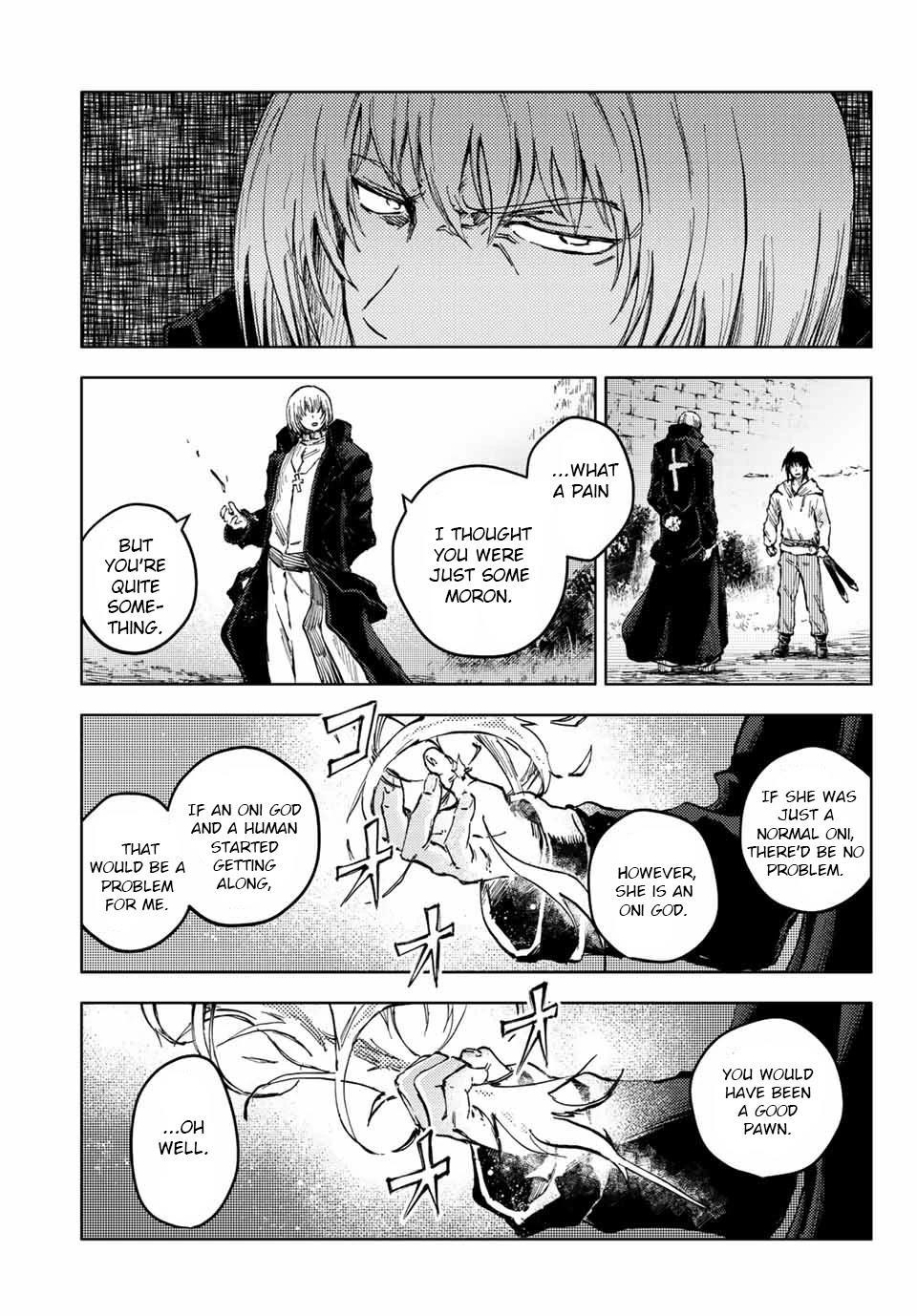 Peach Boy Riverside Chapter 43.2: Hawthorn And Oni God page 11 - Mangakakalots.com