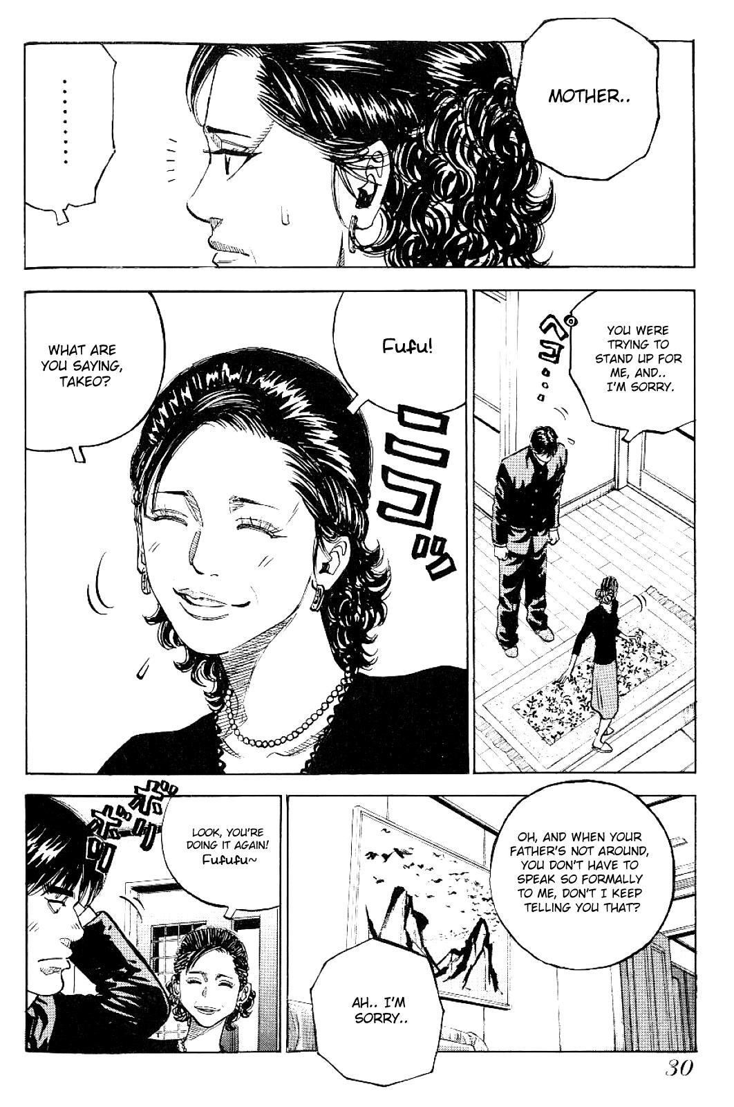 Gang King Vol.9 Chapter 64: Takeo page 4 - Mangakakalots.com