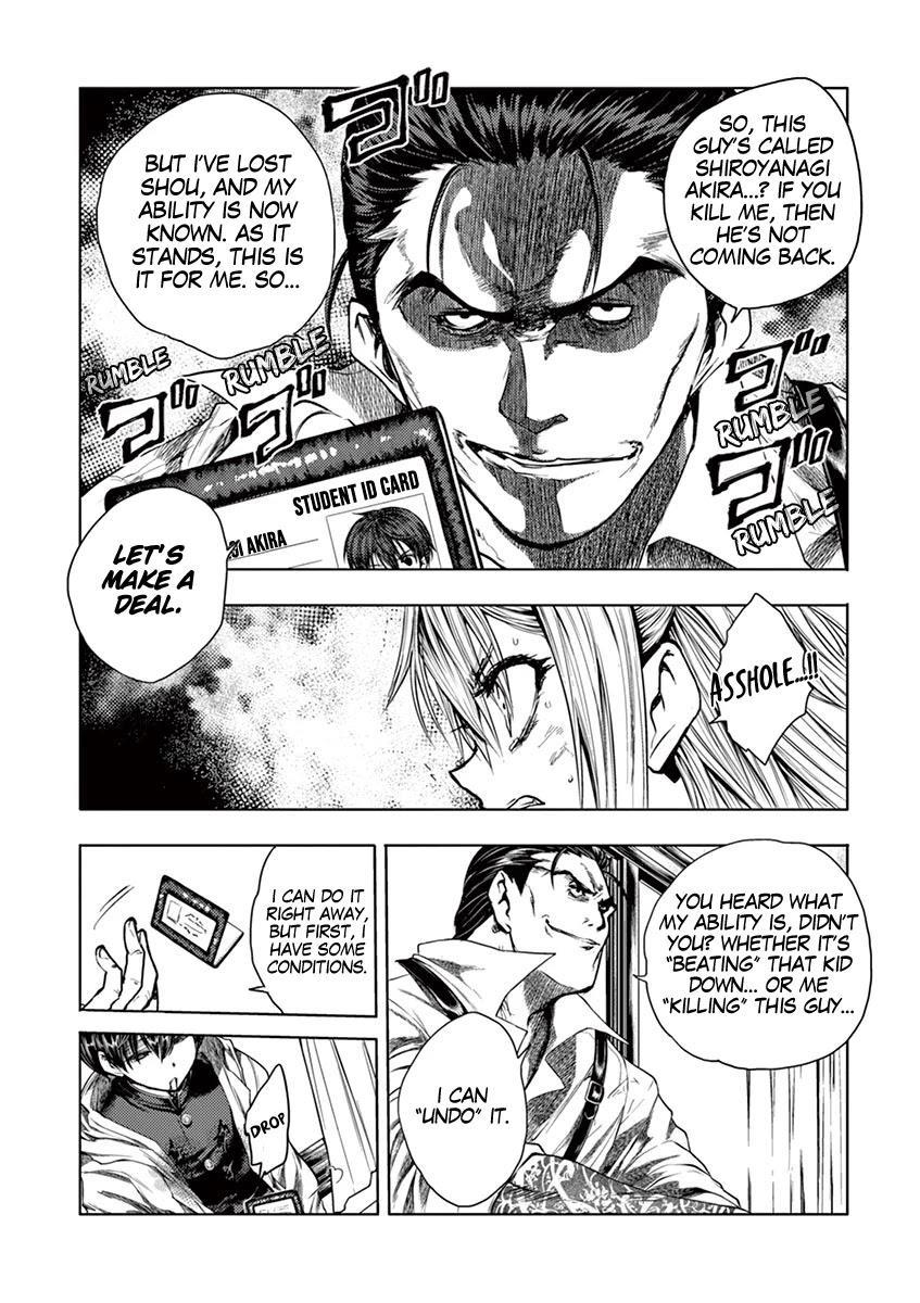 Deatte 5 Byou De Battle Chapter 72 page 6 - Mangakakalots.com