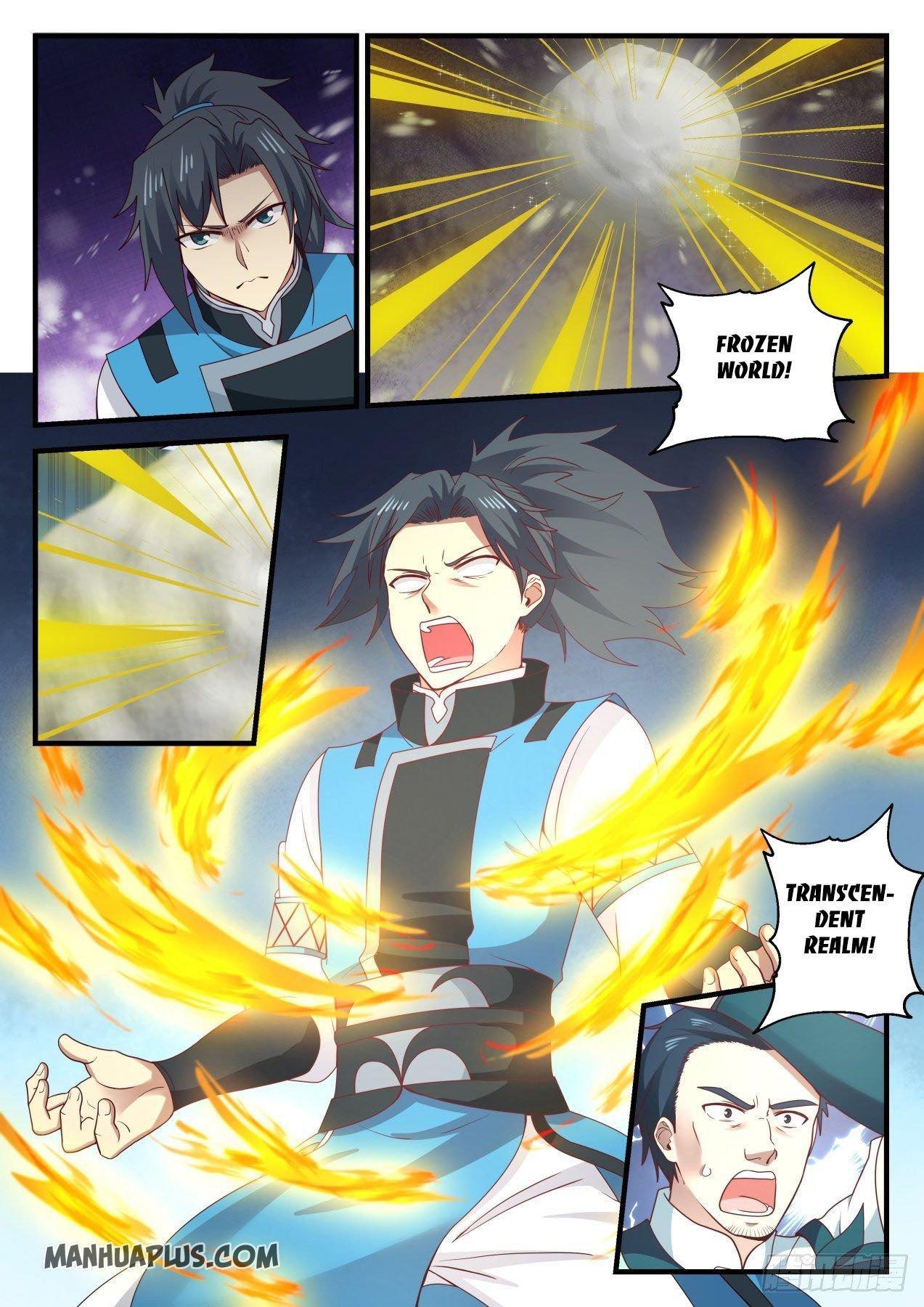 Martial Peak Chapter 693 page 6 - Mangakakalots.com