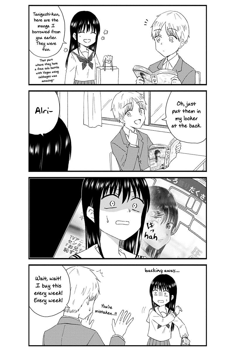 Kimoota, Idol Yarutteyo Vol.3 Chapter 41: Disgusting Otaku Can't Trust People Anymore page 5 - Mangakakalots.com