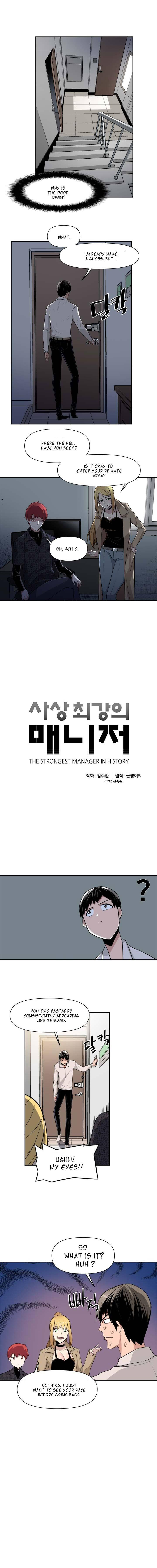The Strongest Manager In History Chapter 46 page 3 - Mangakakalots.com