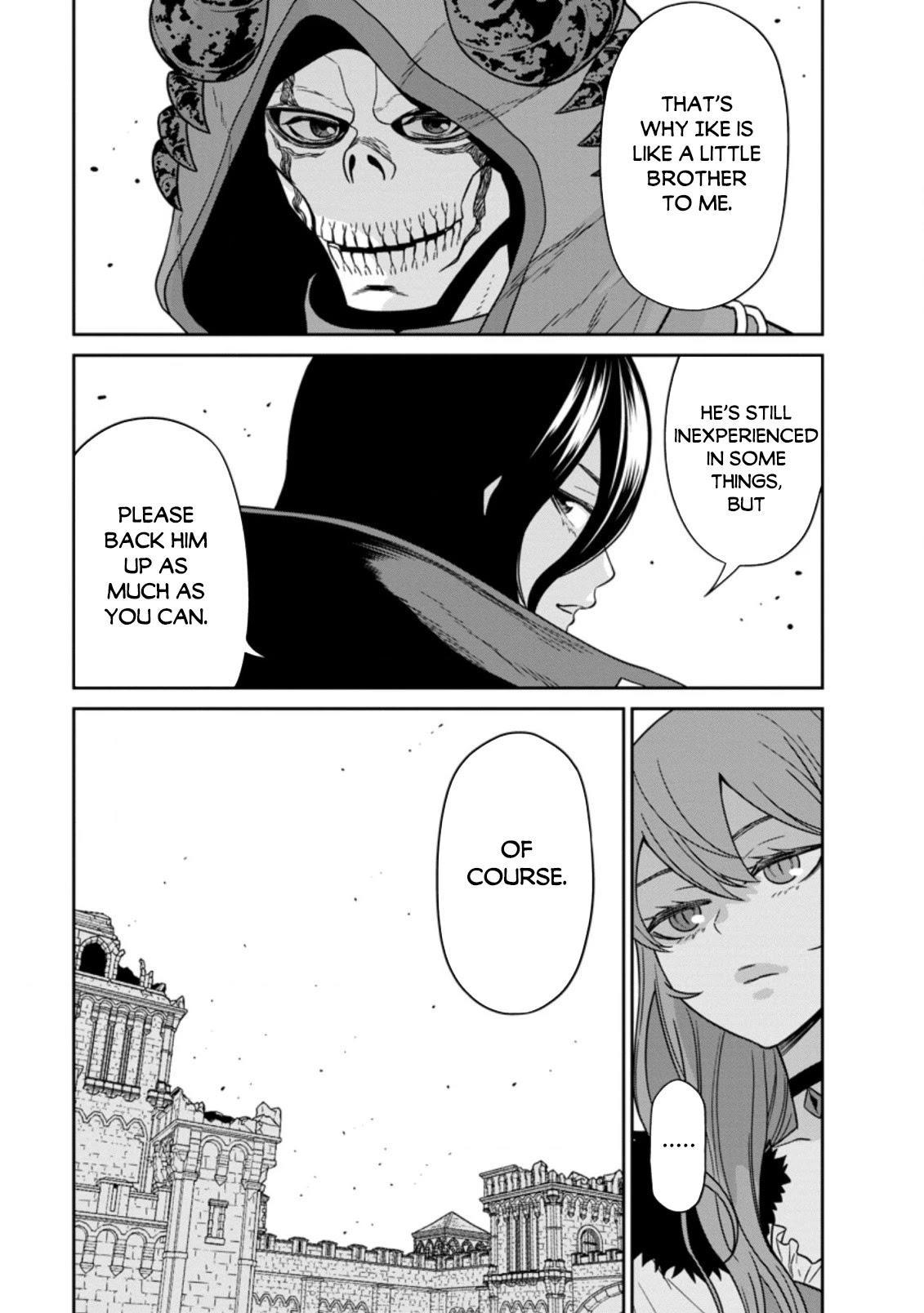 Maou Gun Saikyou No Majutsushi Wa Ningen Datta Chapter 19.1 page 13 - Mangakakalots.com