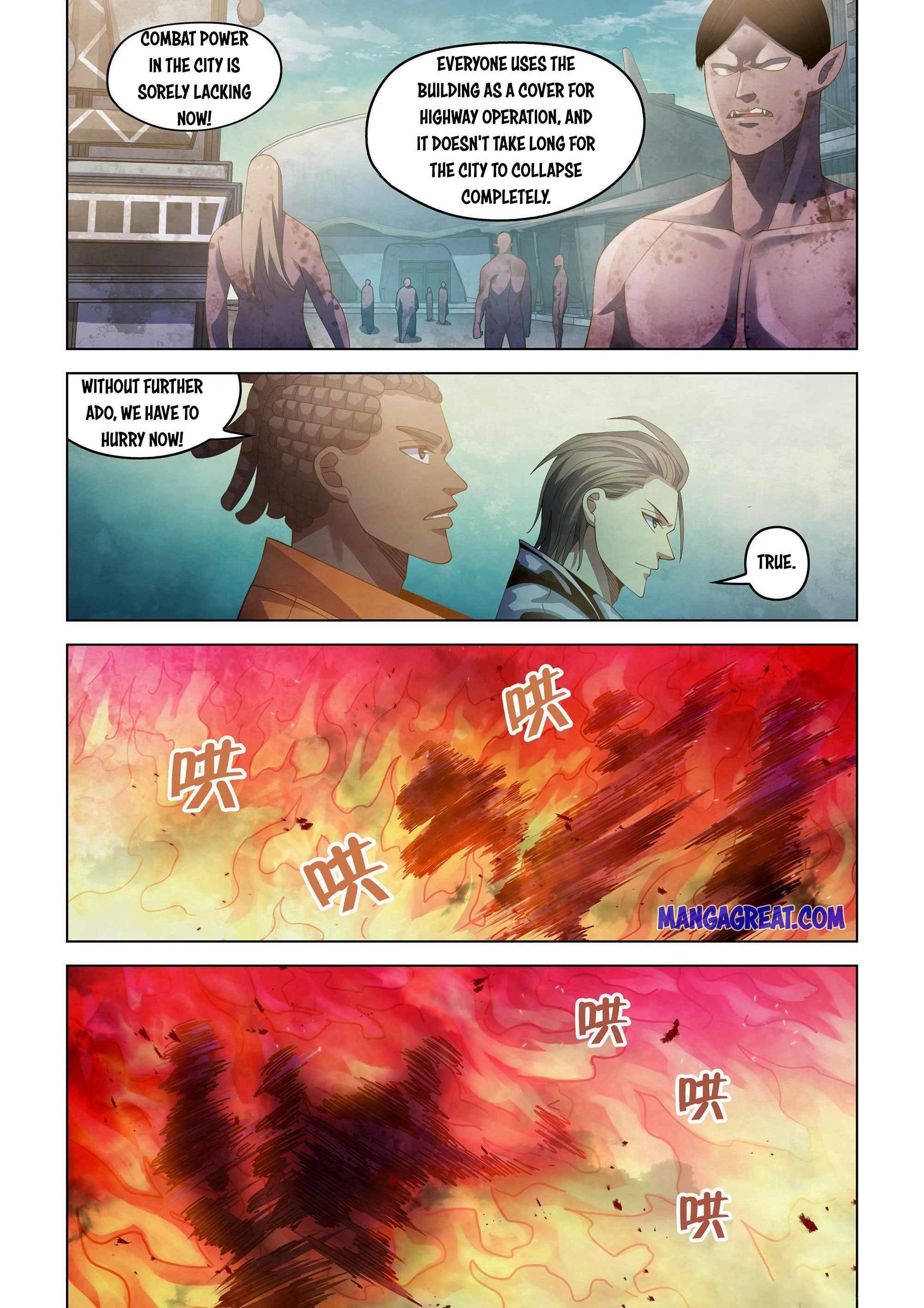 Moshi Fanren Chapter 360 page 6 - Mangakakalots.com