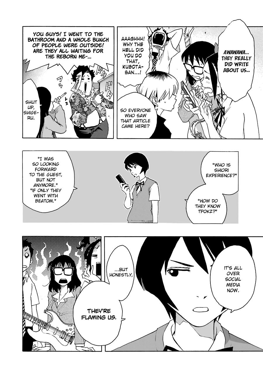 Shiori Experience - Jimi Na Watashi To Hen Na Oji-San Chapter 53: Top News~ page 13 - Mangakakalots.com