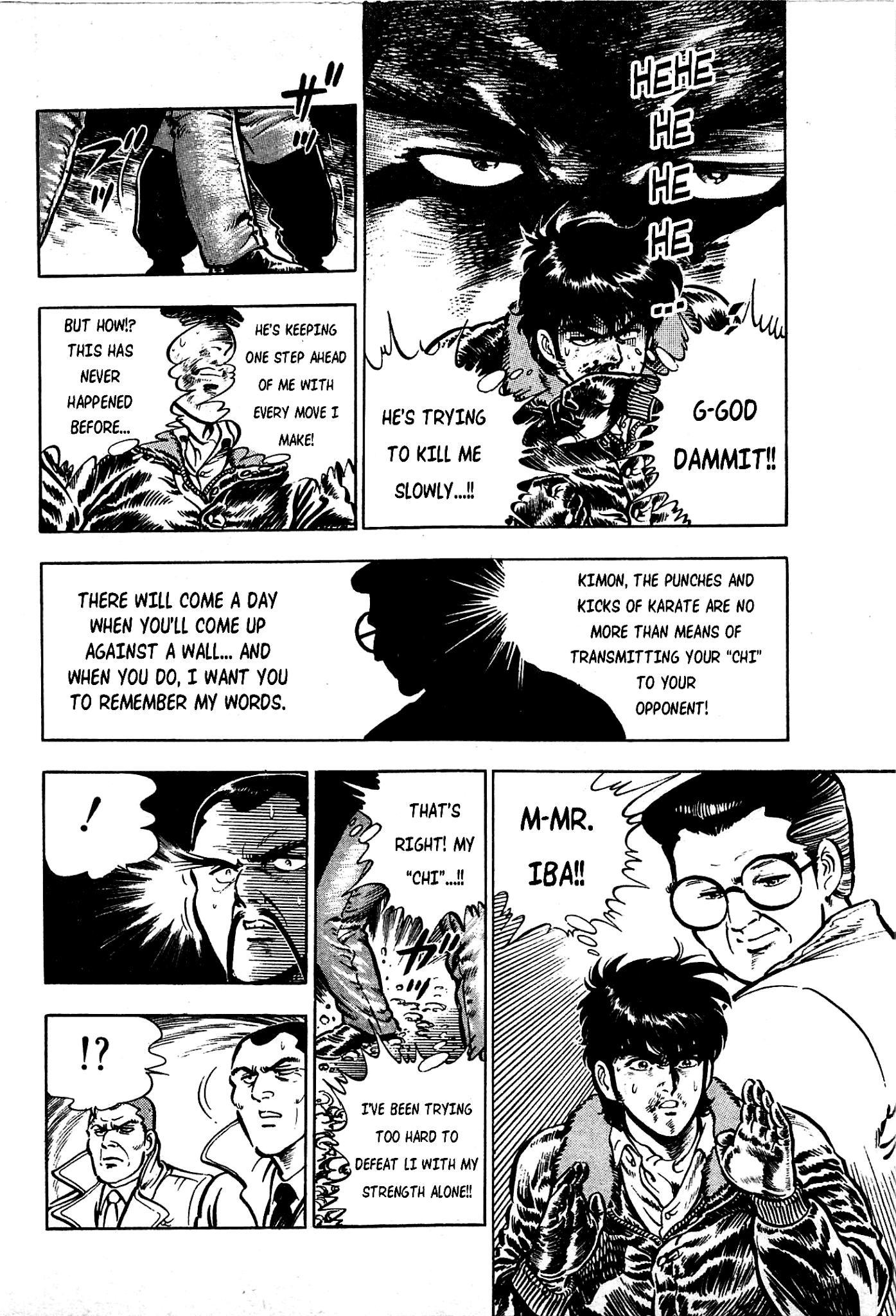 Karate Apocalypse Chapter 8: Secret Fist page 25 - Mangakakalots.com