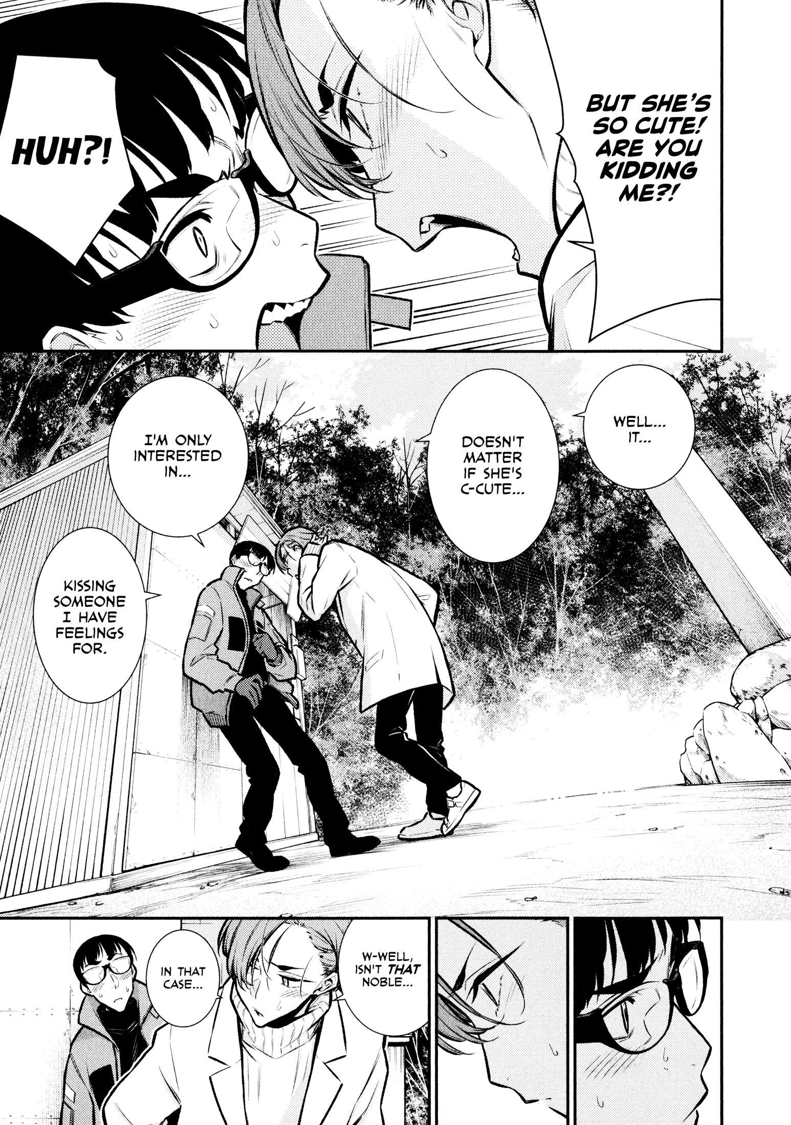 Yancha Gal No Anjou-San Vol.6 Chapter 72: Anjou-San And Seto-Kun's Wishes page 7 - Mangakakalots.com