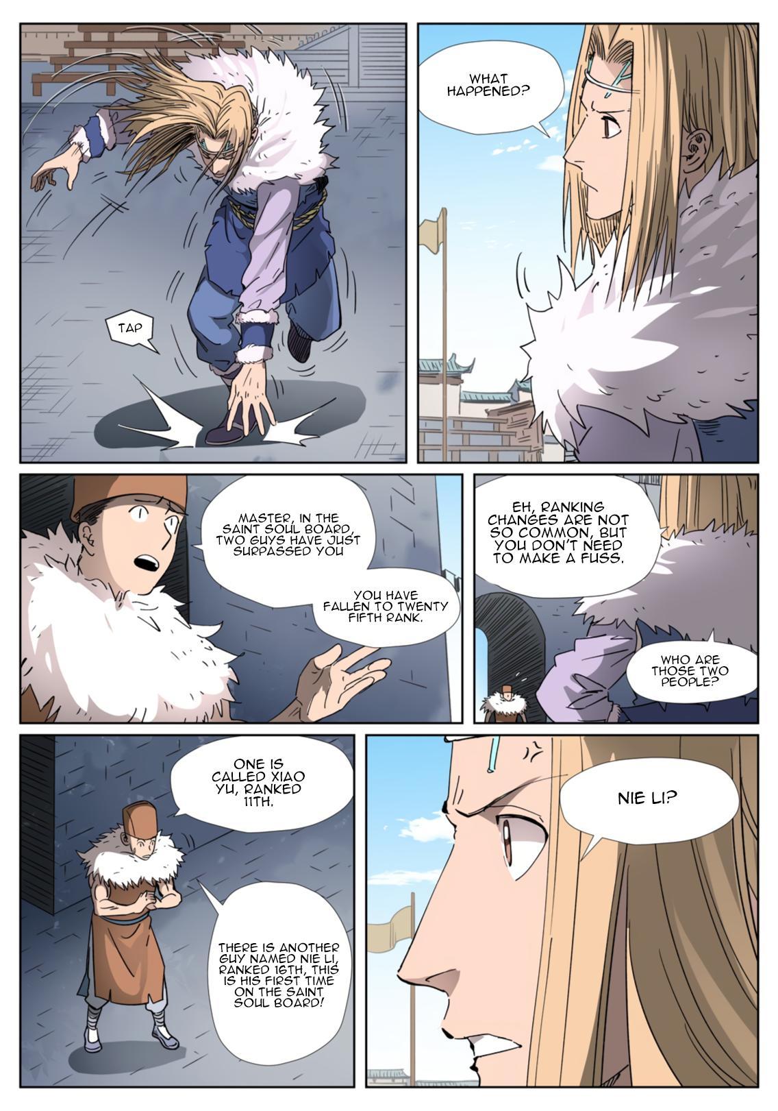 Tales Of Demons And Gods Chapter 312.5 page 8 - Mangakakalots.com