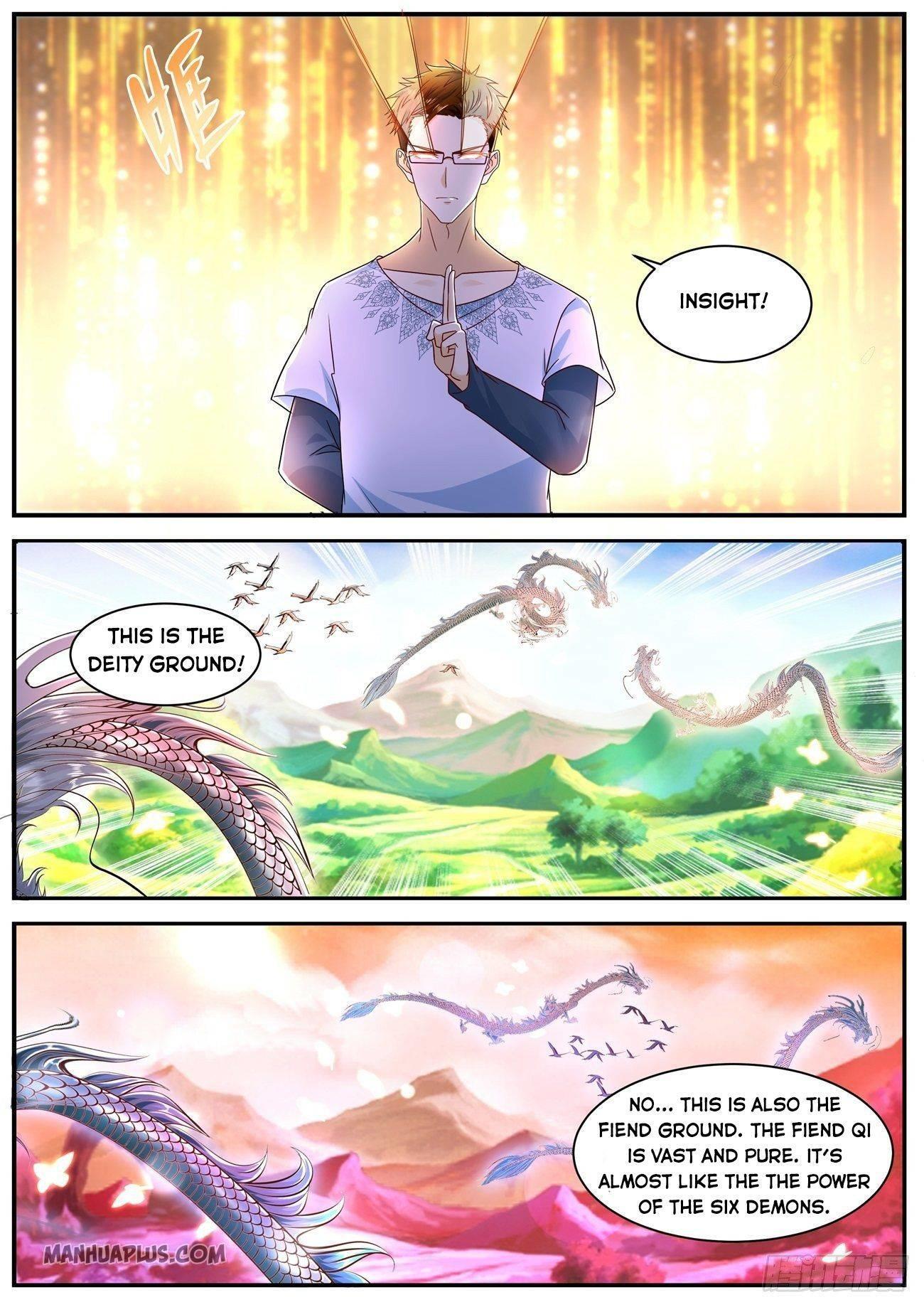 Rebirth Of The Urban Immortal Cultivator Chapter 587 page 4 - Mangakakalots.com