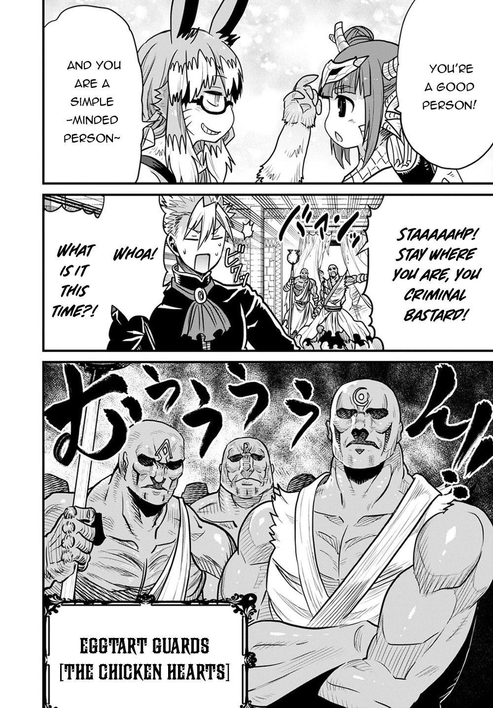 Peter Grill To Kenja No Jikan Chapter 36 page 33 - Mangakakalots.com