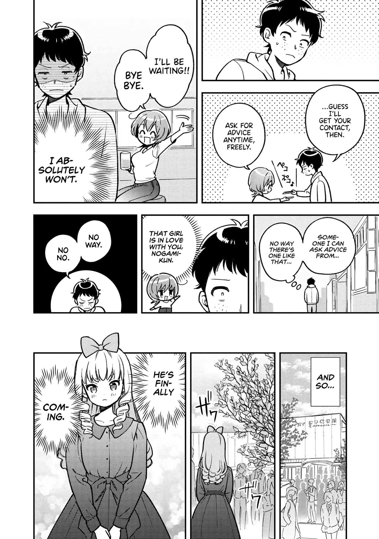 Houjou Urara No Renai Shousetsu O Kaki Nasai! Chapter 6 page 29 - Mangakakalots.com