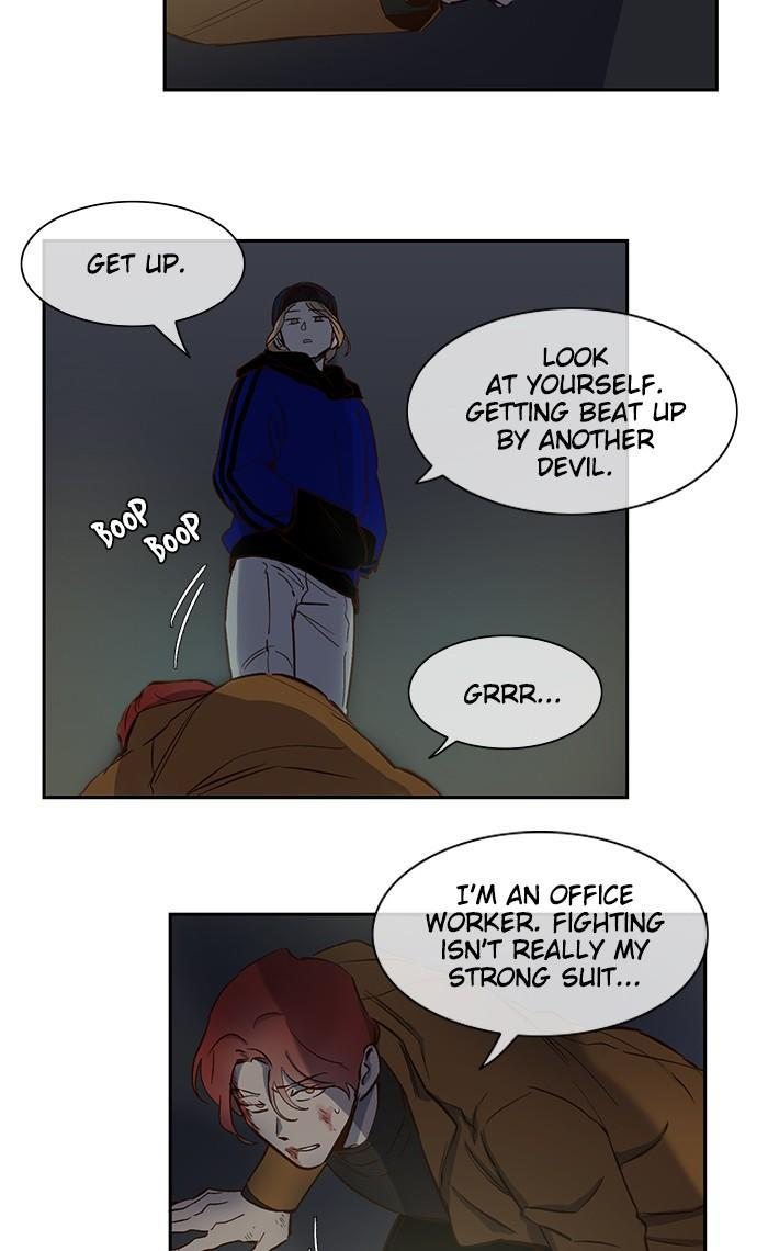 A Love Contract With The Devil Chapter 74 page 28 - Mangakakalots.com
