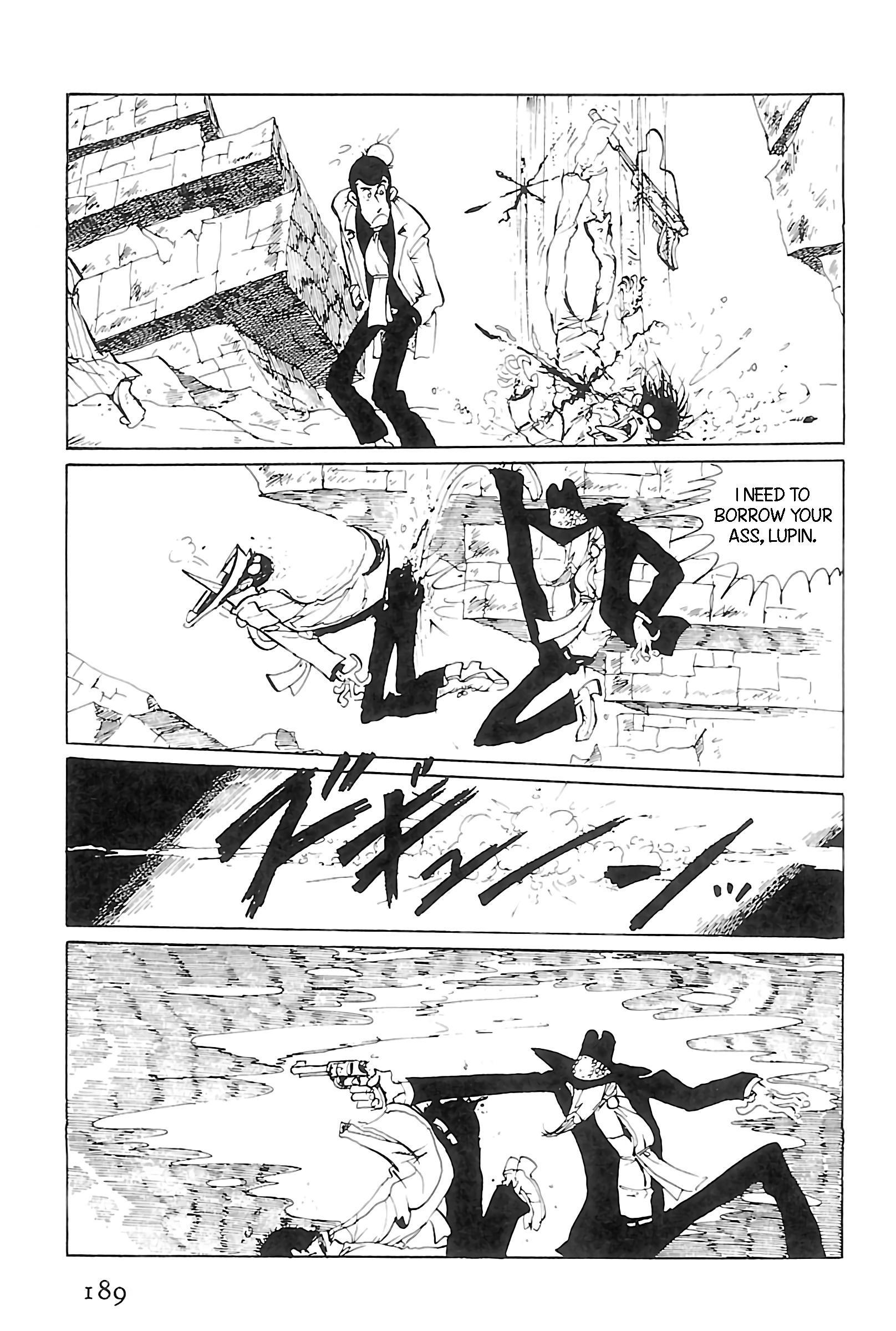 Lupin Iii: World'S Most Wanted Vol.11 Chapter 124: Happy New Year, Lupin! page 11 - Mangakakalots.com