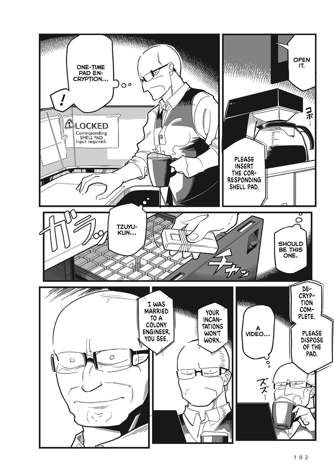 Sora Ni Mairu Vol.1 Chapter 6: Confronting S. page 2 - Mangakakalots.com