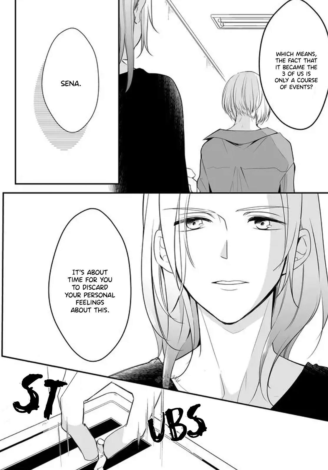 Mugi-Kun Ni Koi Wo Shite Wa Ikenai Chapter 6 page 6 - Mangakakalots.com