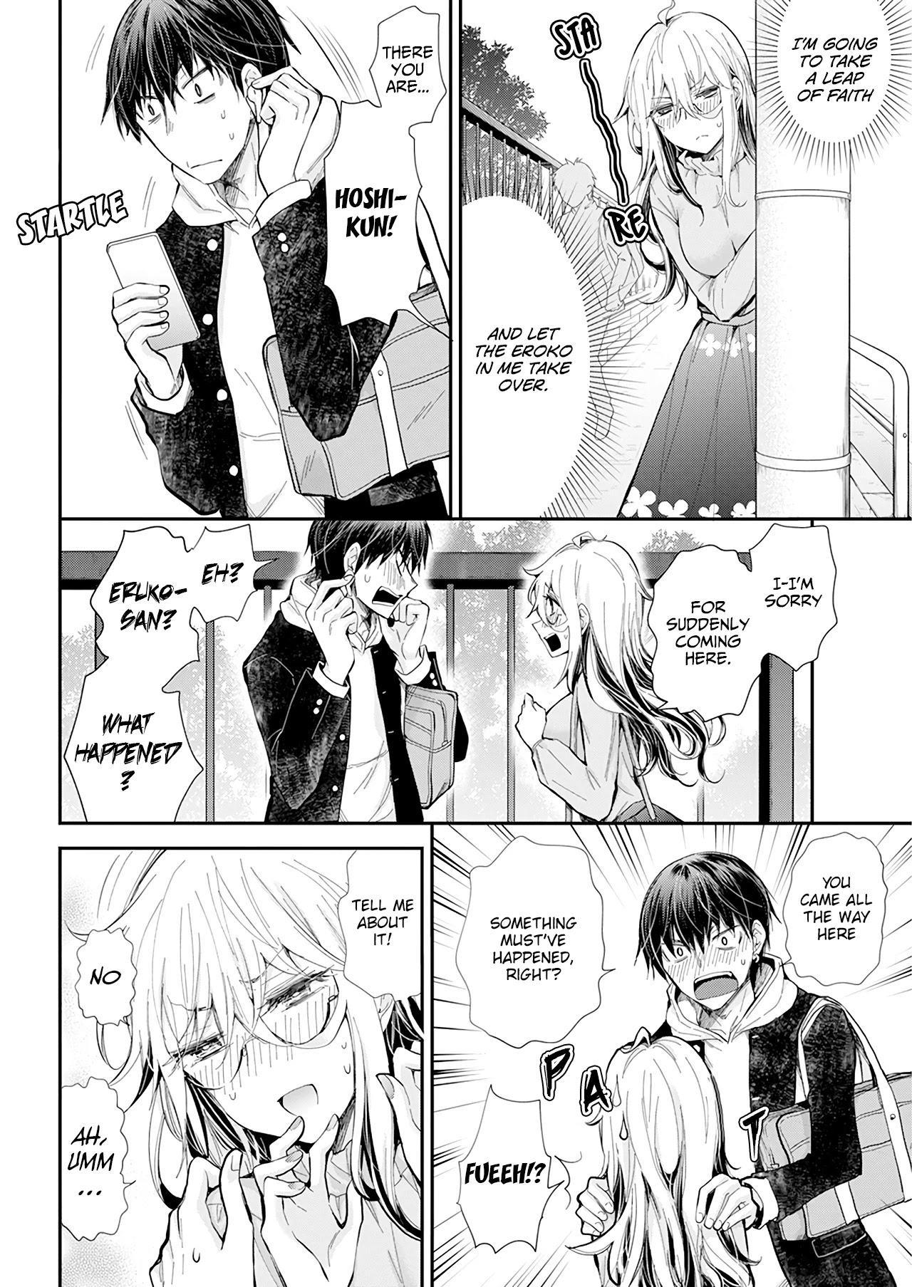 Shingeki No Eroko-San Chapter 29 page 14 - Mangakakalots.com