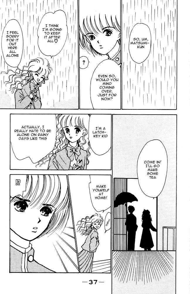 Shi To Kanojo To Boku Vol.1 Chapter 2 : Lonely Ears page 15 - Mangakakalots.com