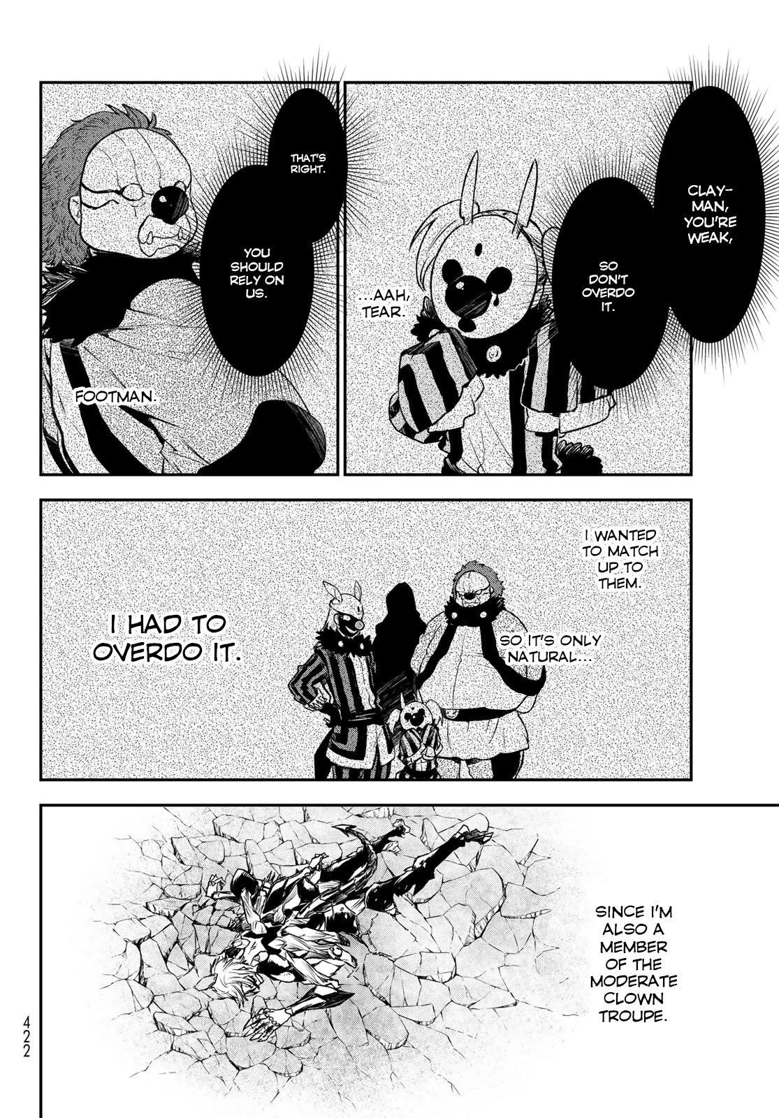 Tensei Shitara Slime Datta Ken Chapter 84 page 36 - Mangakakalots.com
