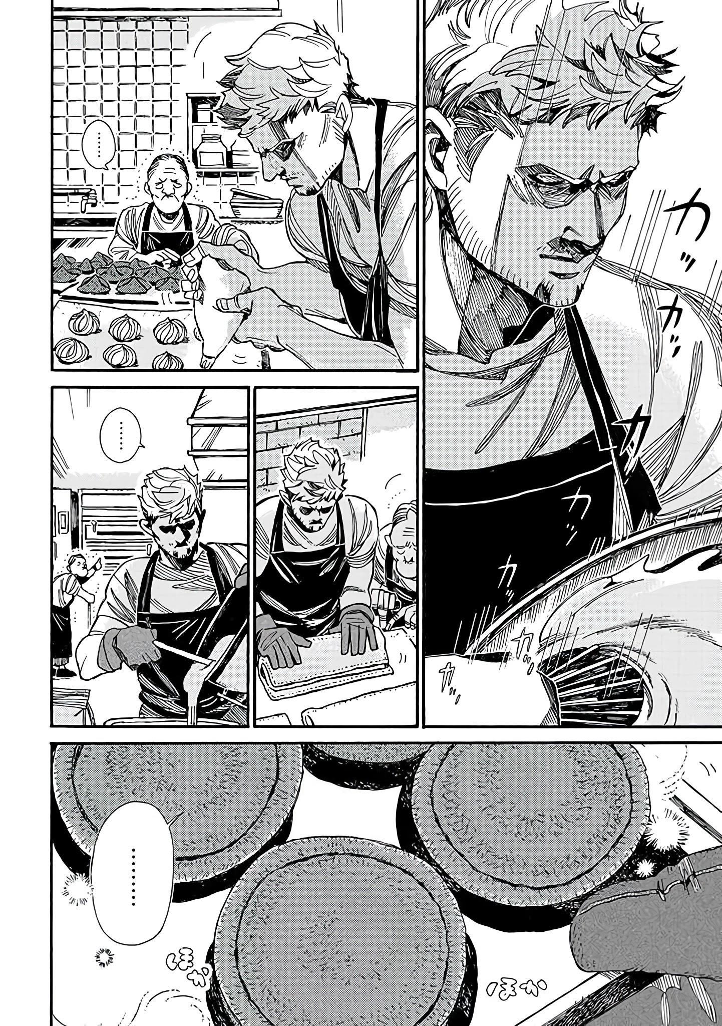 Assassin No Kyuujitsu Chapter 9: Part-Time Job page 9 - Mangakakalots.com