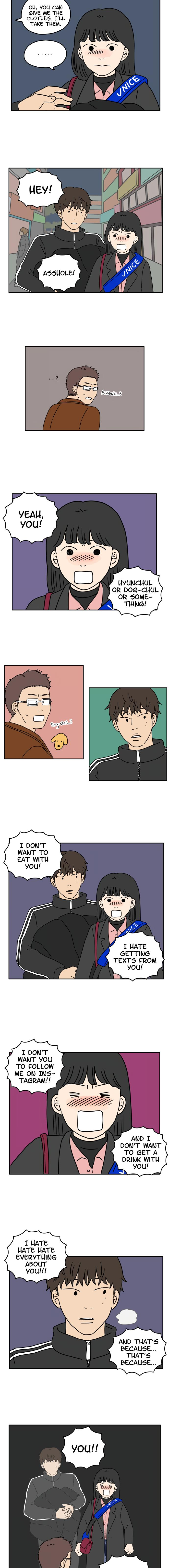 The Year We Turned 29 Chapter 32: I Fall In Love Too Easily (2/2) page 2 - Mangakakalots.com