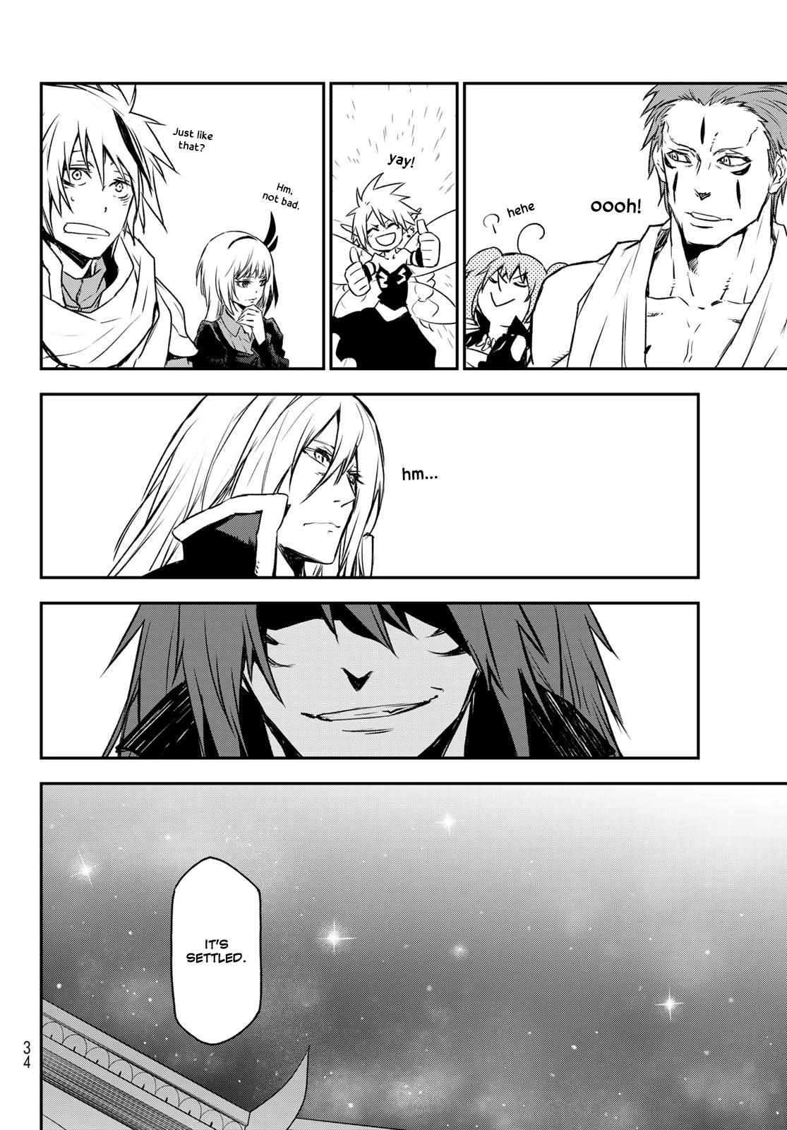 Tensei Shitara Slime Datta Ken Chapter 86: Octagram Demon Lords page 22 - Mangakakalots.com